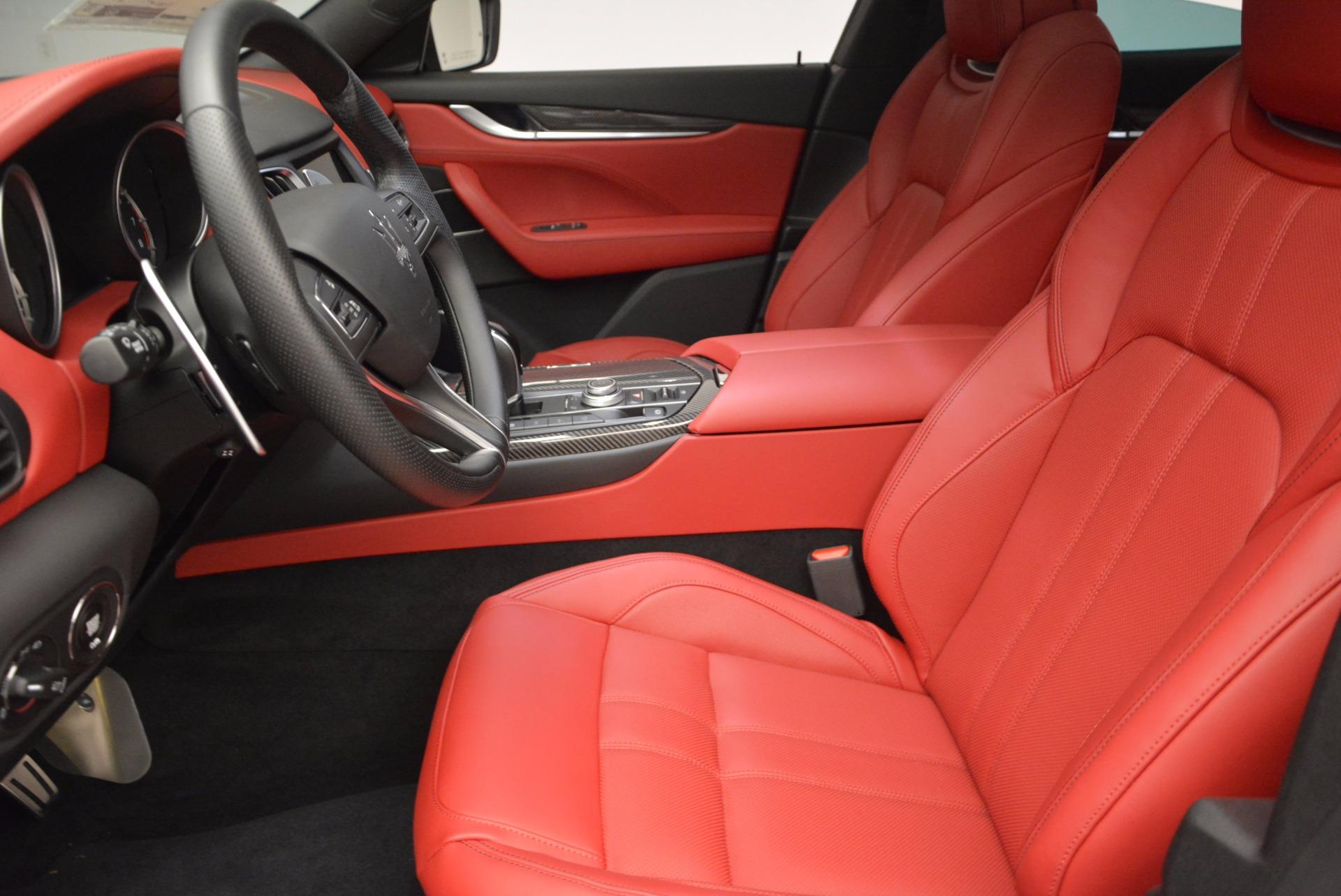 New 2017 Maserati Levante S For Sale In Greenwich, CT. Alfa Romeo of Greenwich, W456 1156_p15
