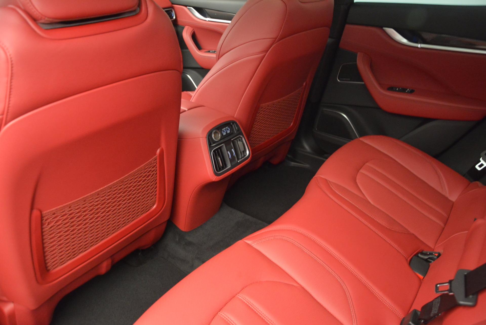 New 2017 Maserati Levante S For Sale In Greenwich, CT. Alfa Romeo of Greenwich, W456 1156_p22
