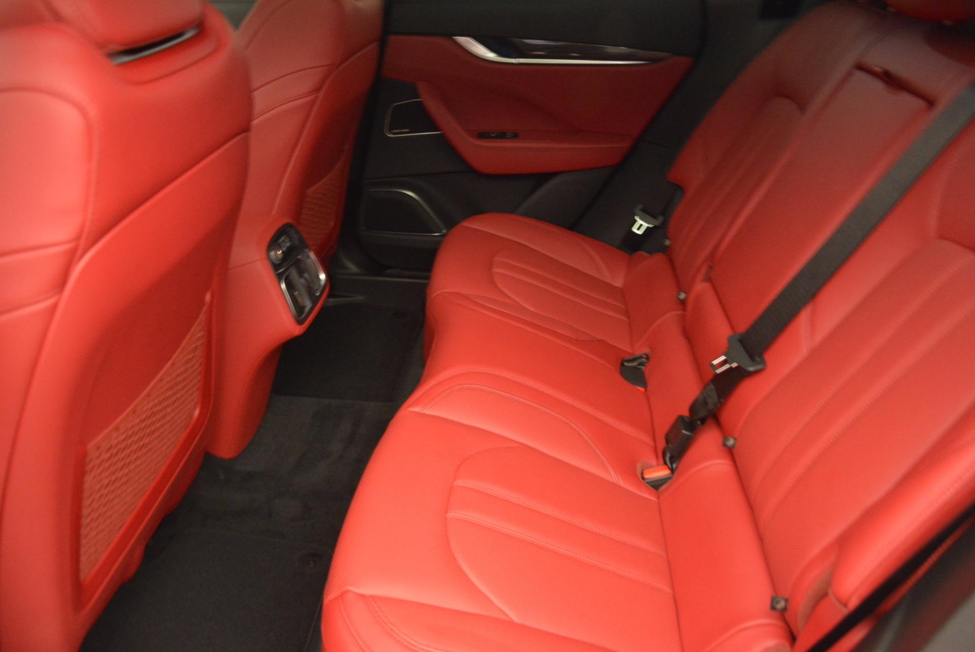 New 2017 Maserati Levante S For Sale In Greenwich, CT. Alfa Romeo of Greenwich, W456 1156_p23