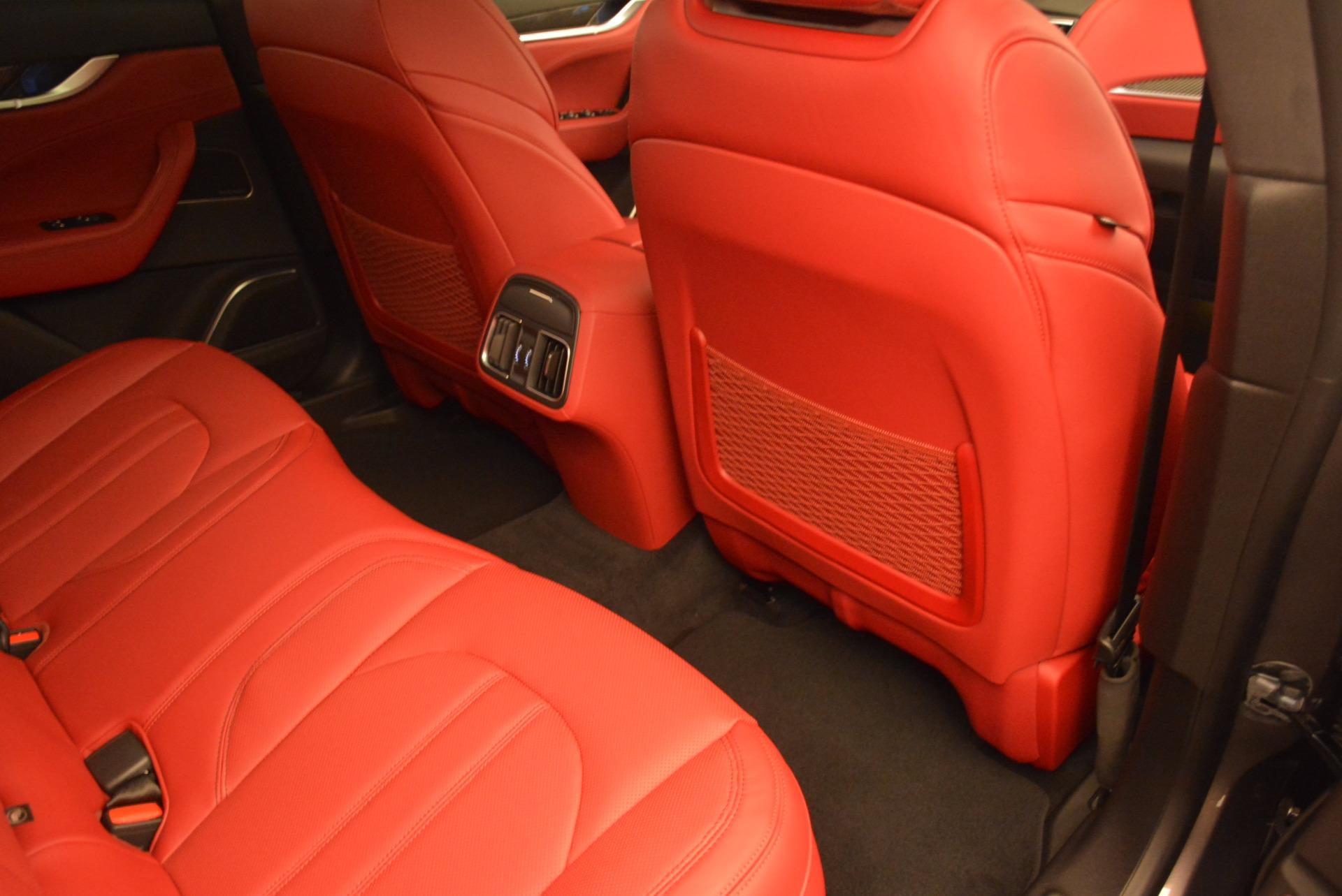 New 2017 Maserati Levante S For Sale In Greenwich, CT. Alfa Romeo of Greenwich, W456 1156_p25