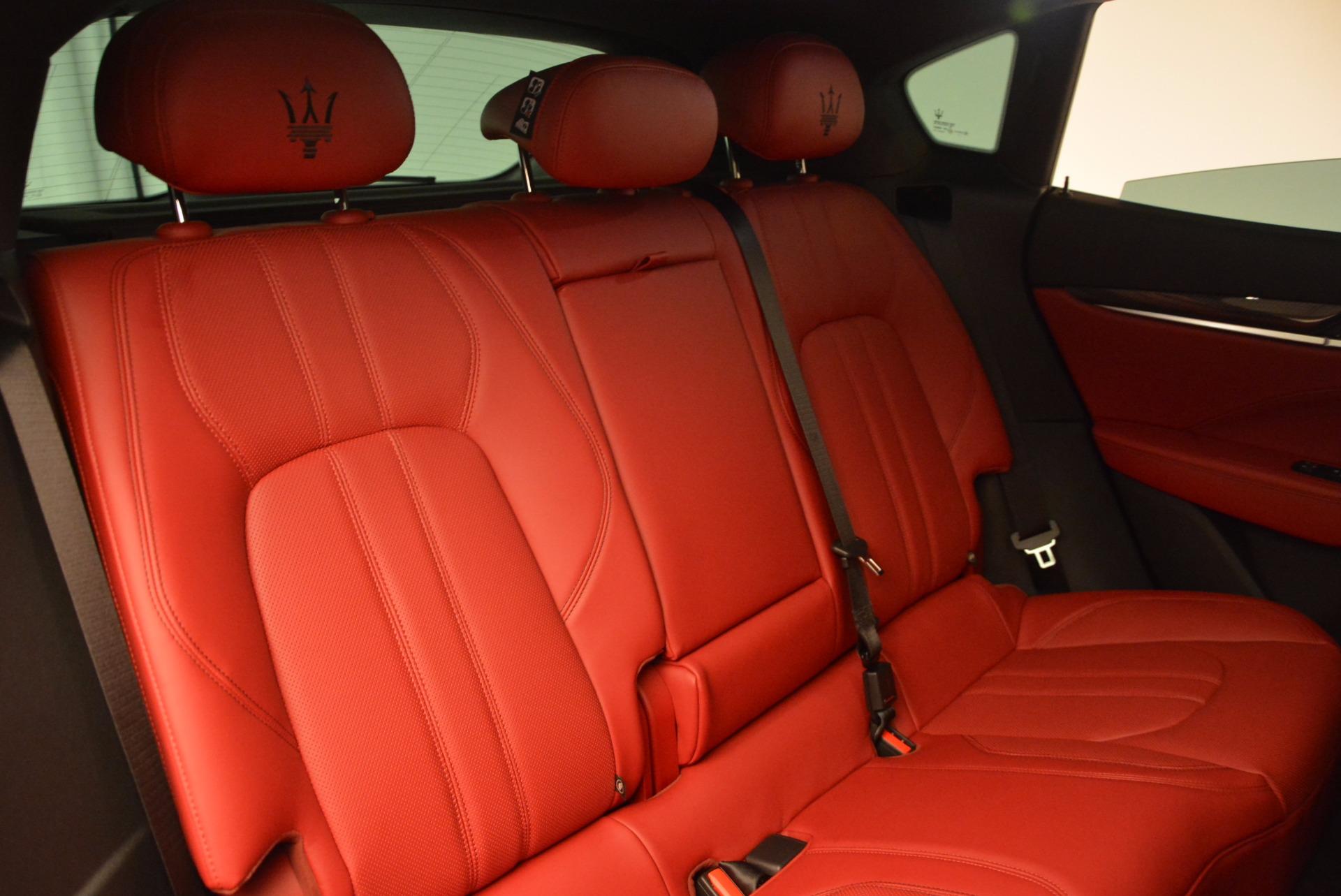 New 2017 Maserati Levante S For Sale In Greenwich, CT. Alfa Romeo of Greenwich, W456 1156_p27