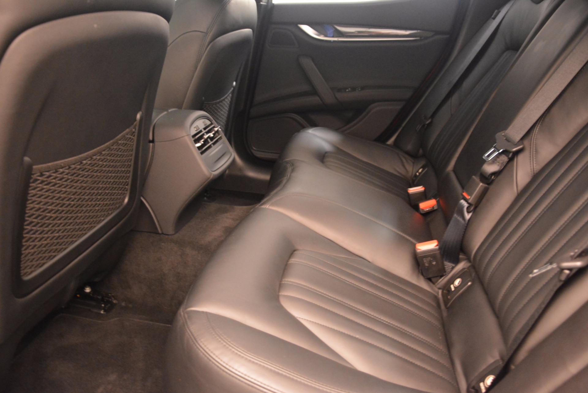 Used 2014 Maserati Ghibli S Q4 For Sale In Greenwich, CT. Alfa Romeo of Greenwich, 7203 1158_p17