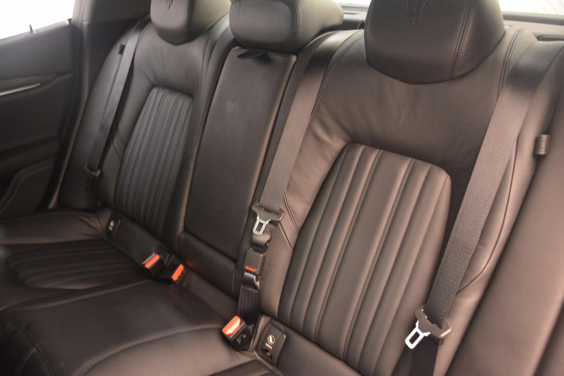 Used 2014 Maserati Ghibli S Q4 For Sale In Greenwich, CT. Alfa Romeo of Greenwich, 7203 1158_p18