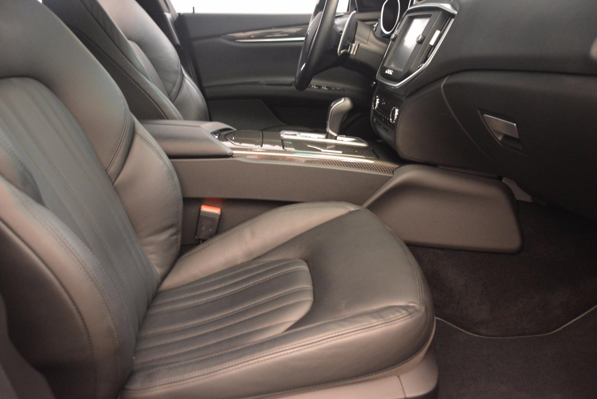 Used 2014 Maserati Ghibli S Q4 For Sale In Greenwich, CT. Alfa Romeo of Greenwich, 7203 1158_p20