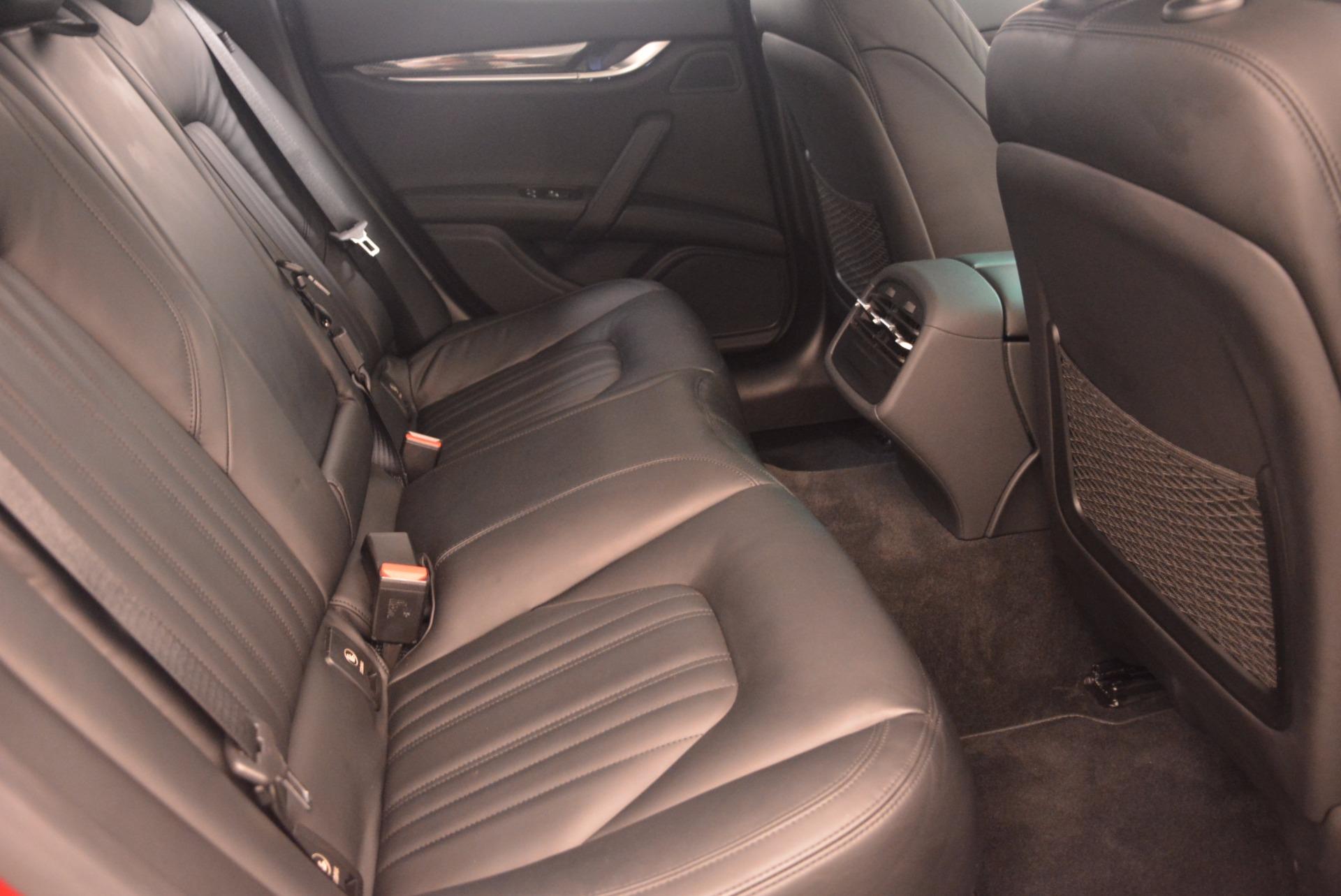 Used 2014 Maserati Ghibli S Q4 For Sale In Greenwich, CT. Alfa Romeo of Greenwich, 7203 1158_p23