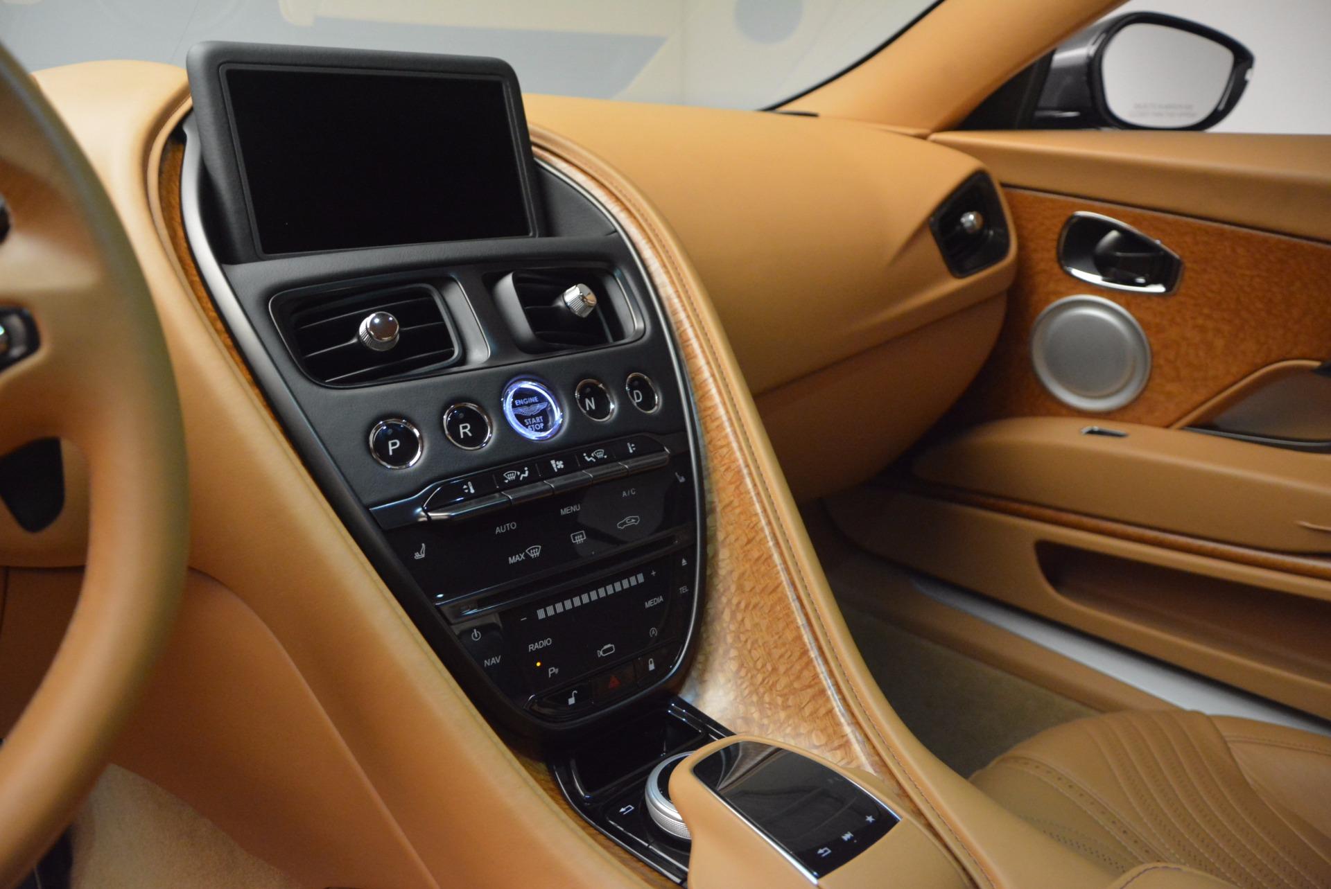 New 2017 Aston Martin DB11  For Sale In Greenwich, CT. Alfa Romeo of Greenwich, A1197 1159_p17