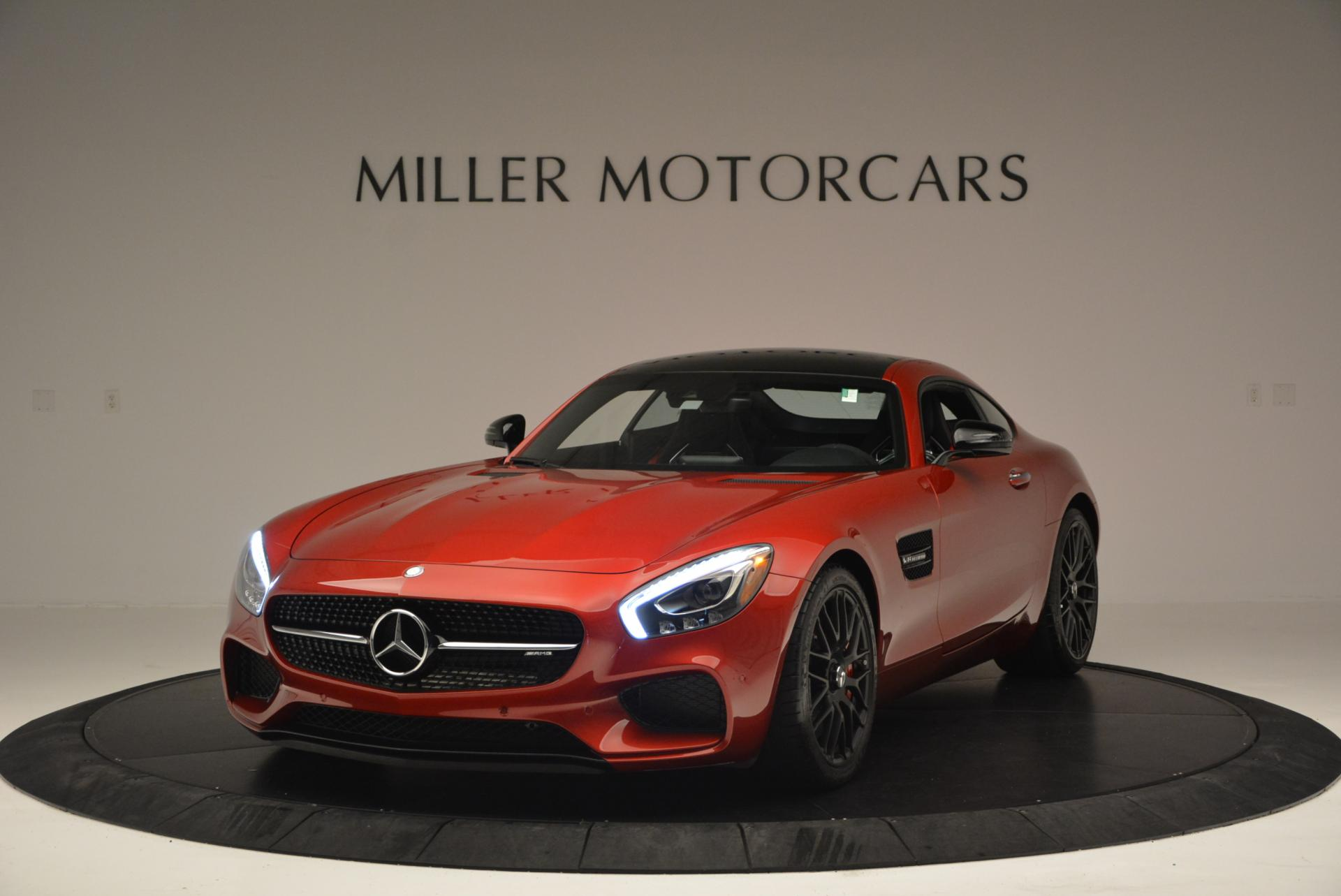 Used 2016 Mercedes Benz AMG GT S S For Sale In Greenwich, CT. Alfa Romeo of Greenwich, MC282A 116_main