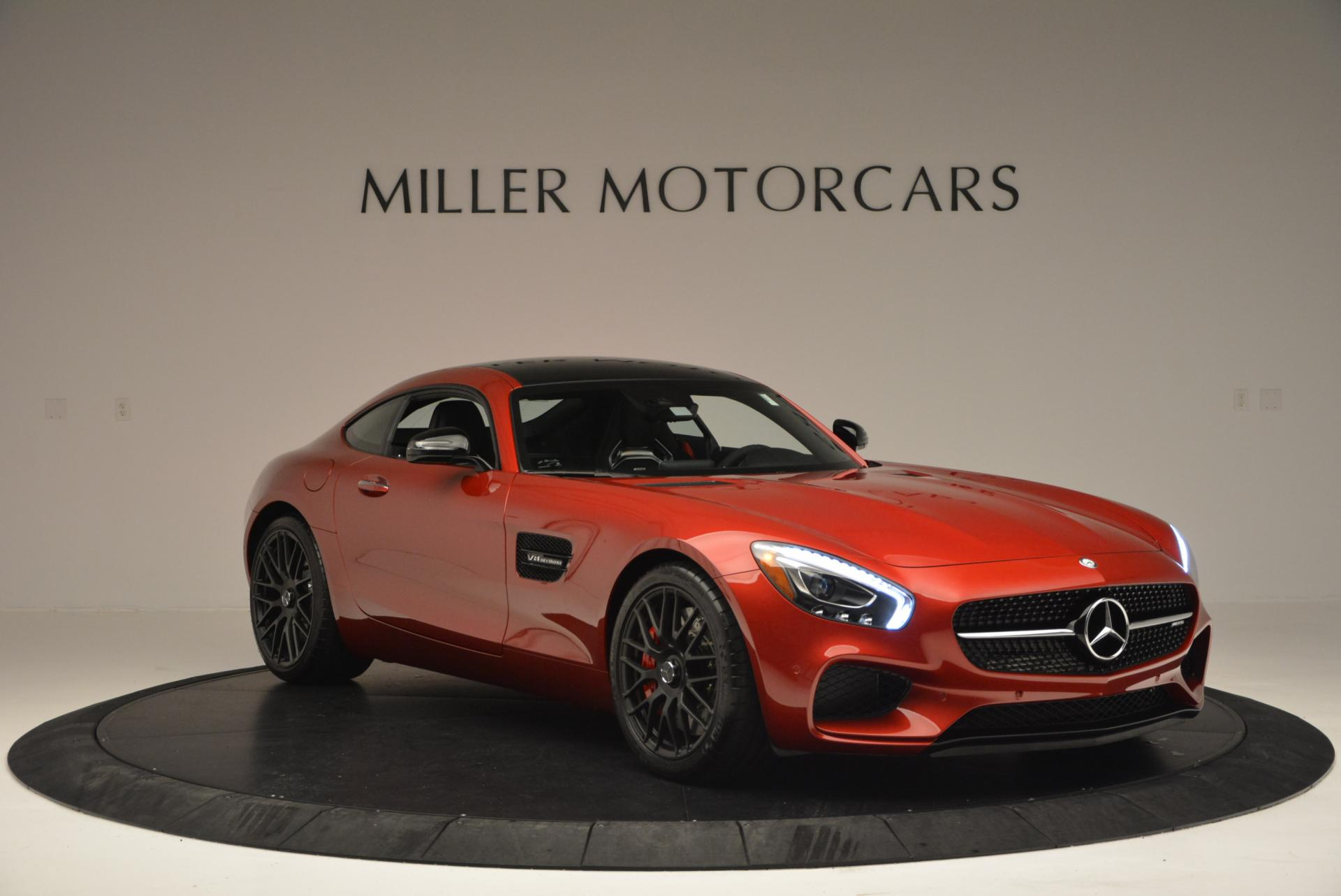 Used 2016 Mercedes Benz AMG GT S S For Sale In Greenwich, CT. Alfa Romeo of Greenwich, MC282A 116_p11