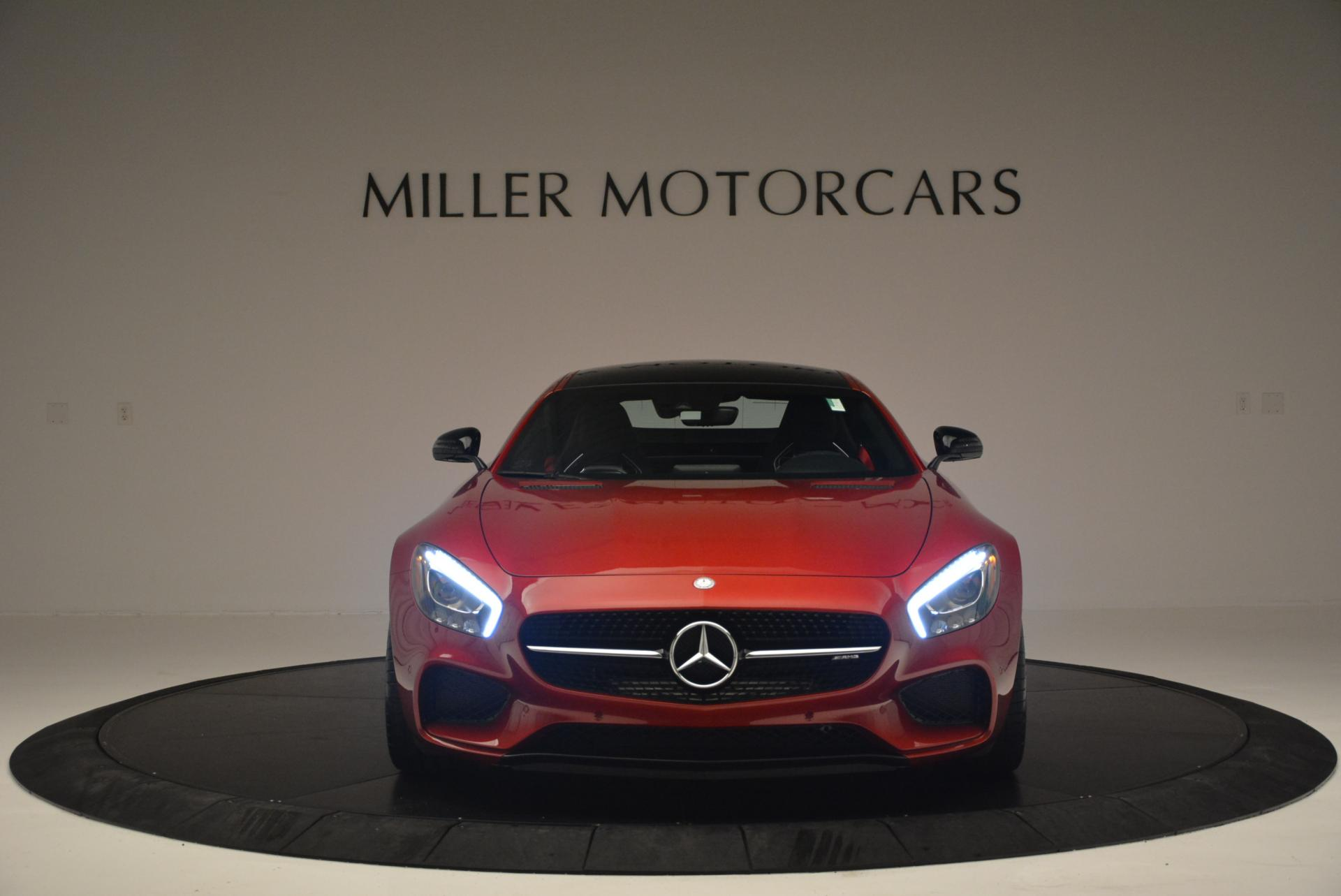 Used 2016 Mercedes Benz AMG GT S S For Sale In Greenwich, CT. Alfa Romeo of Greenwich, MC282A 116_p12