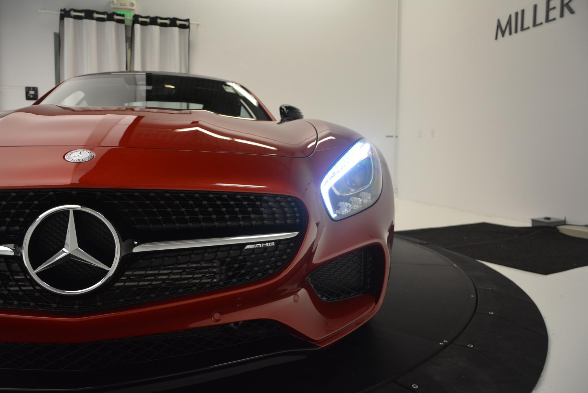Used 2016 Mercedes Benz AMG GT S S For Sale In Greenwich, CT. Alfa Romeo of Greenwich, MC282A 116_p13