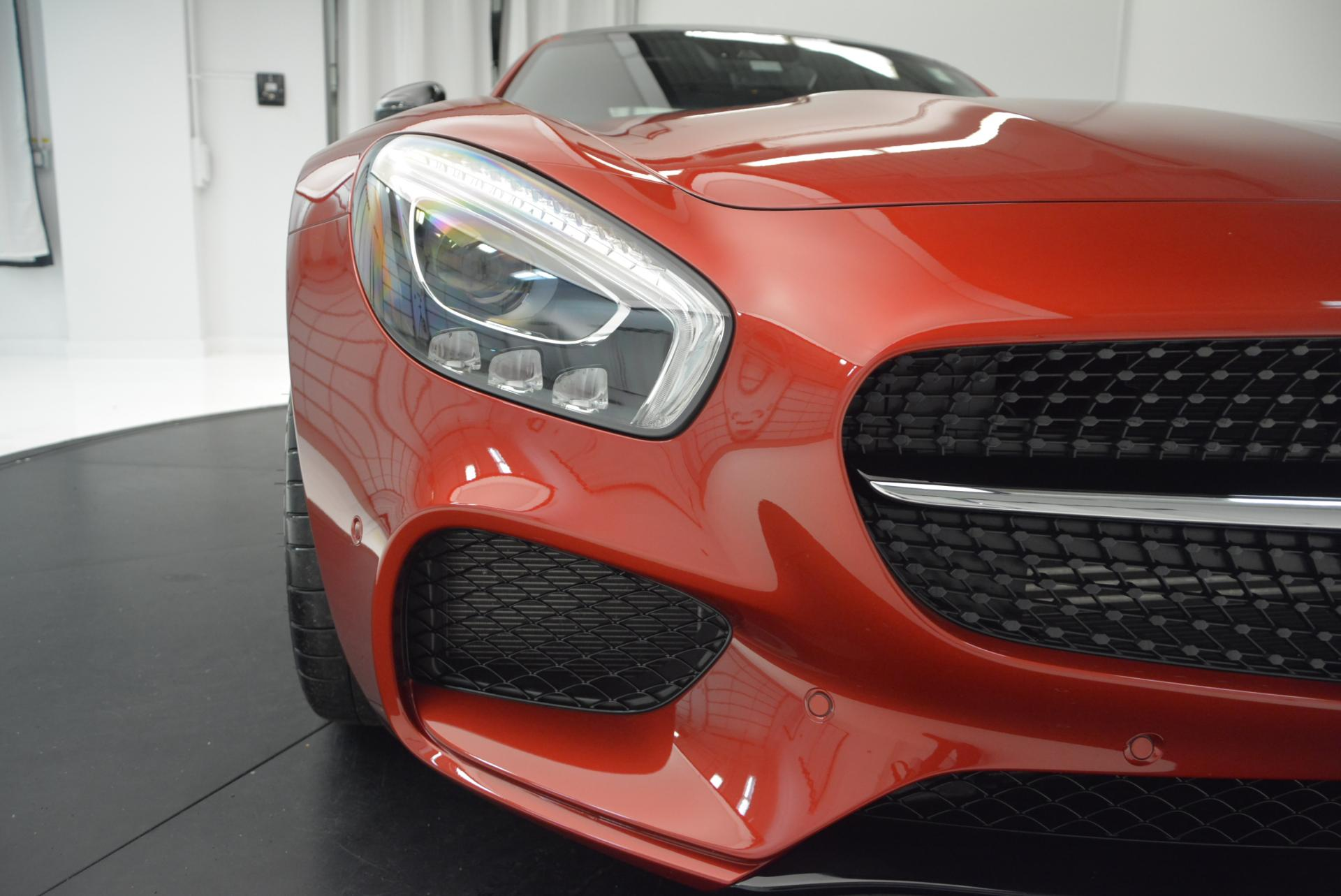 Used 2016 Mercedes Benz AMG GT S S For Sale In Greenwich, CT. Alfa Romeo of Greenwich, MC282A 116_p14