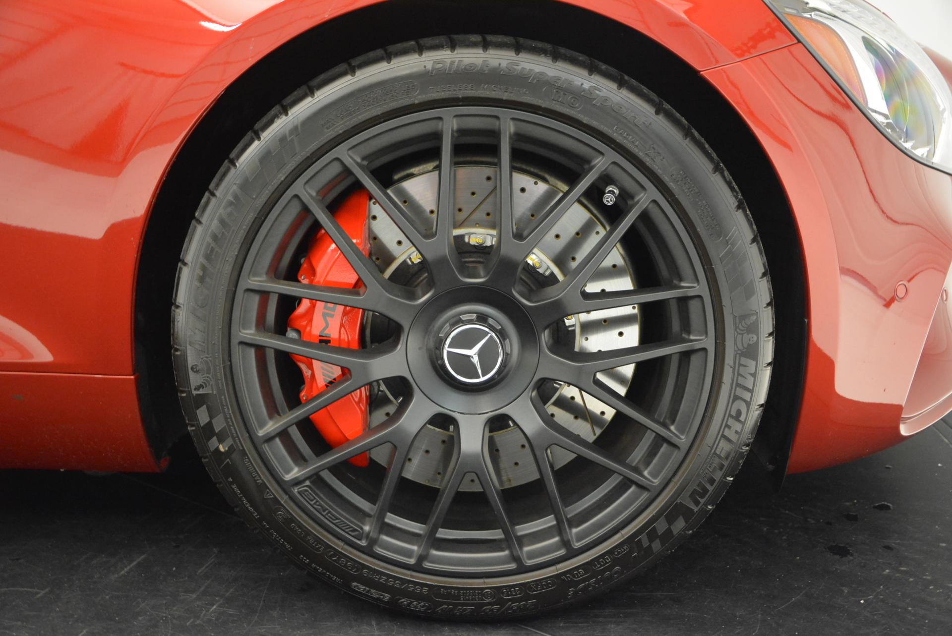 Used 2016 Mercedes Benz AMG GT S S For Sale In Greenwich, CT. Alfa Romeo of Greenwich, MC282A 116_p15