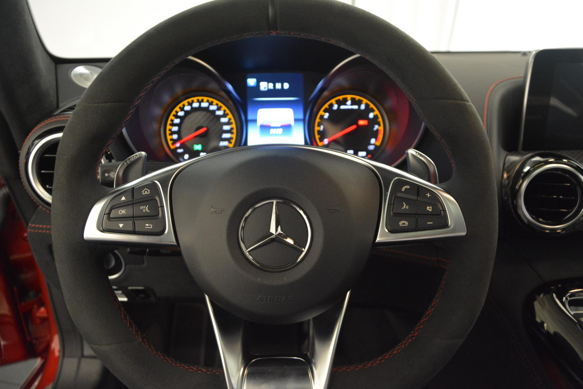 Used 2016 Mercedes Benz AMG GT S S For Sale In Greenwich, CT. Alfa Romeo of Greenwich, MC282A 116_p22