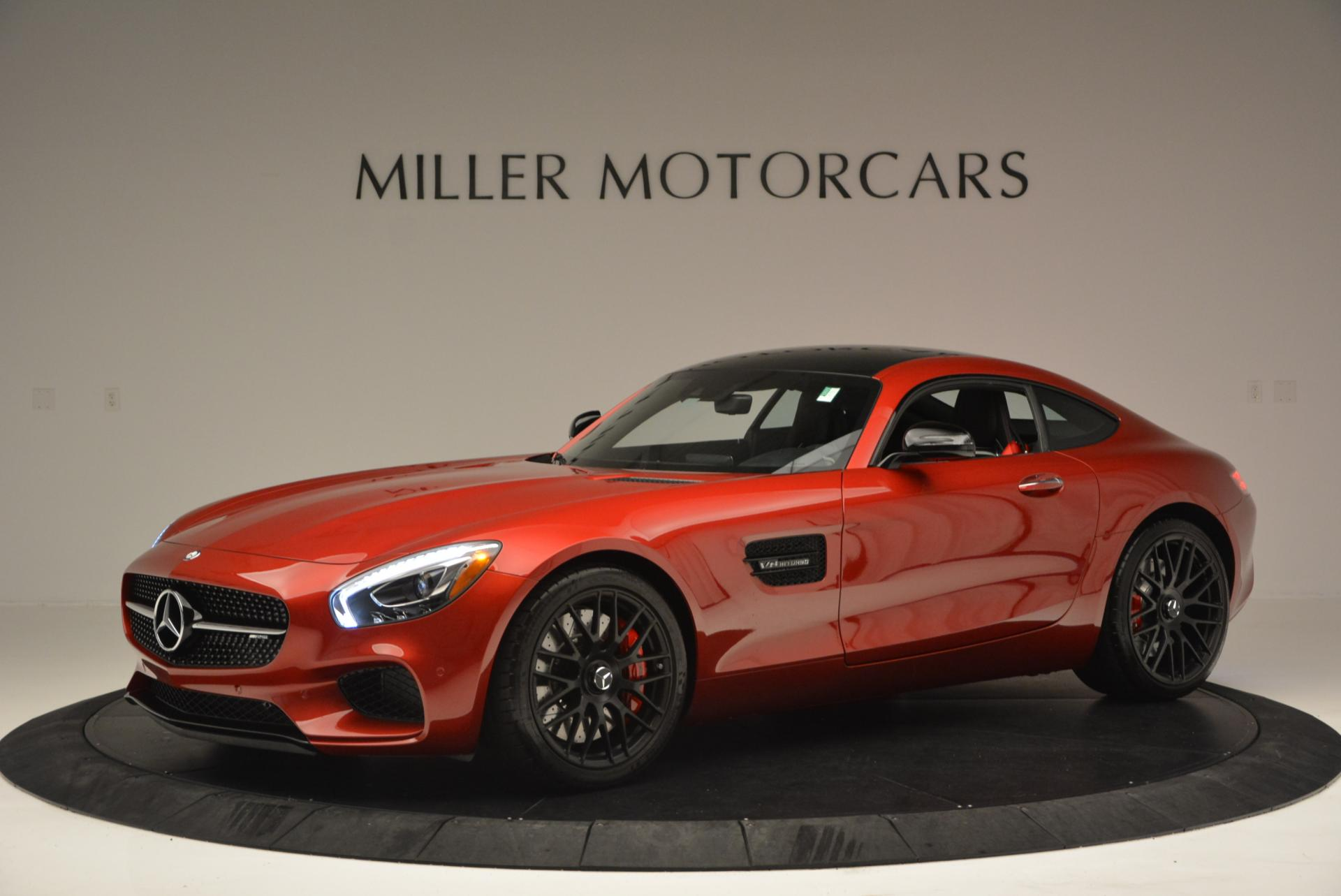 Used 2016 Mercedes Benz AMG GT S S For Sale In Greenwich, CT. Alfa Romeo of Greenwich, MC282A 116_p2