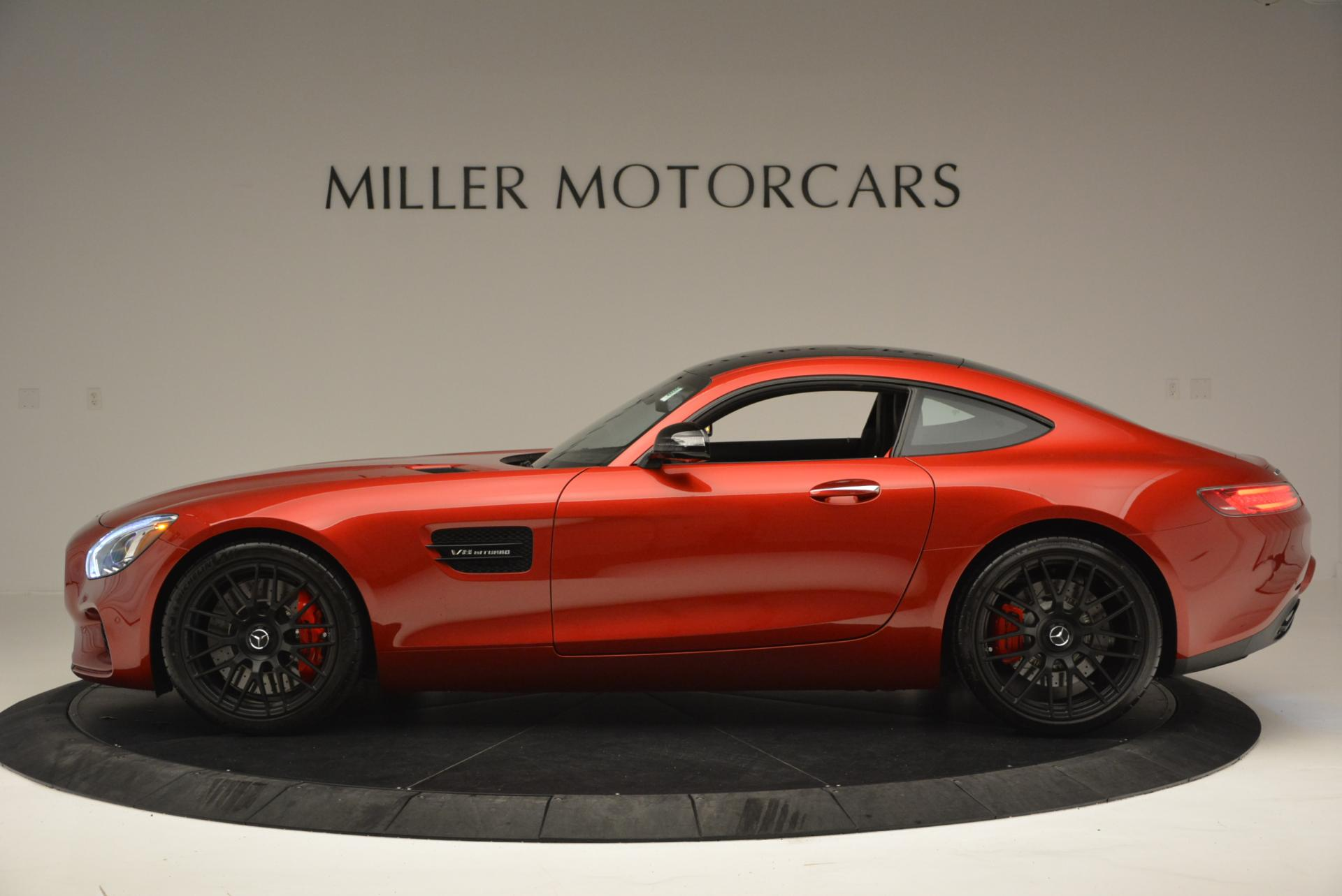 Used 2016 Mercedes Benz AMG GT S S For Sale In Greenwich, CT. Alfa Romeo of Greenwich, MC282A 116_p3
