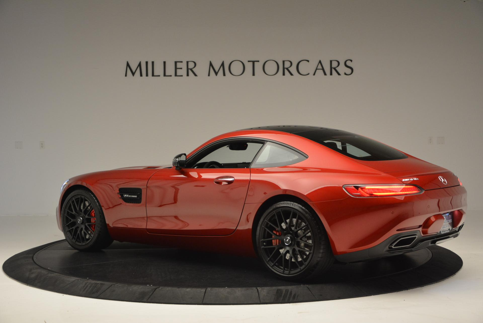 Used 2016 Mercedes Benz AMG GT S S For Sale In Greenwich, CT. Alfa Romeo of Greenwich, MC282A 116_p4