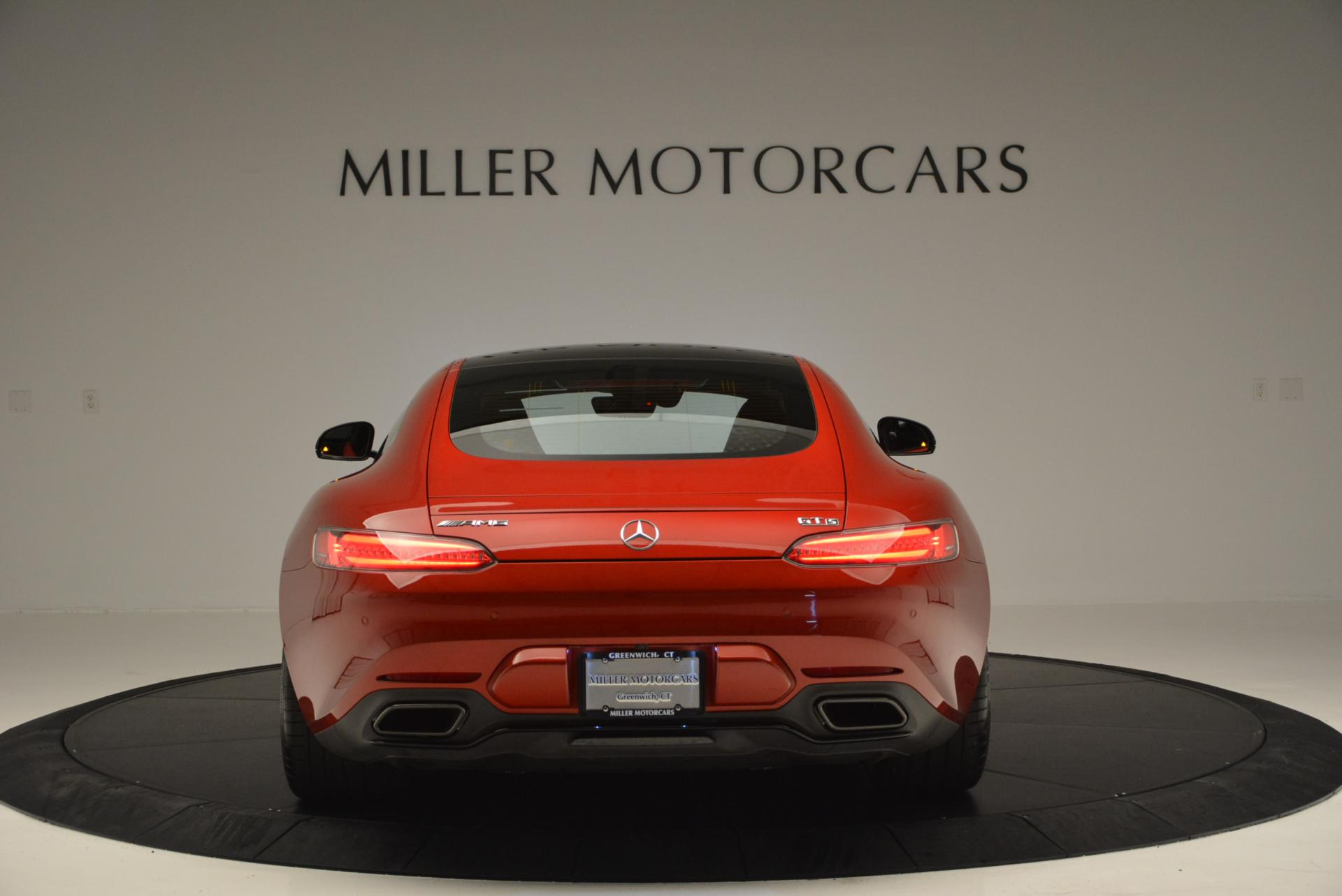 Used 2016 Mercedes Benz AMG GT S S For Sale In Greenwich, CT. Alfa Romeo of Greenwich, MC282A 116_p6
