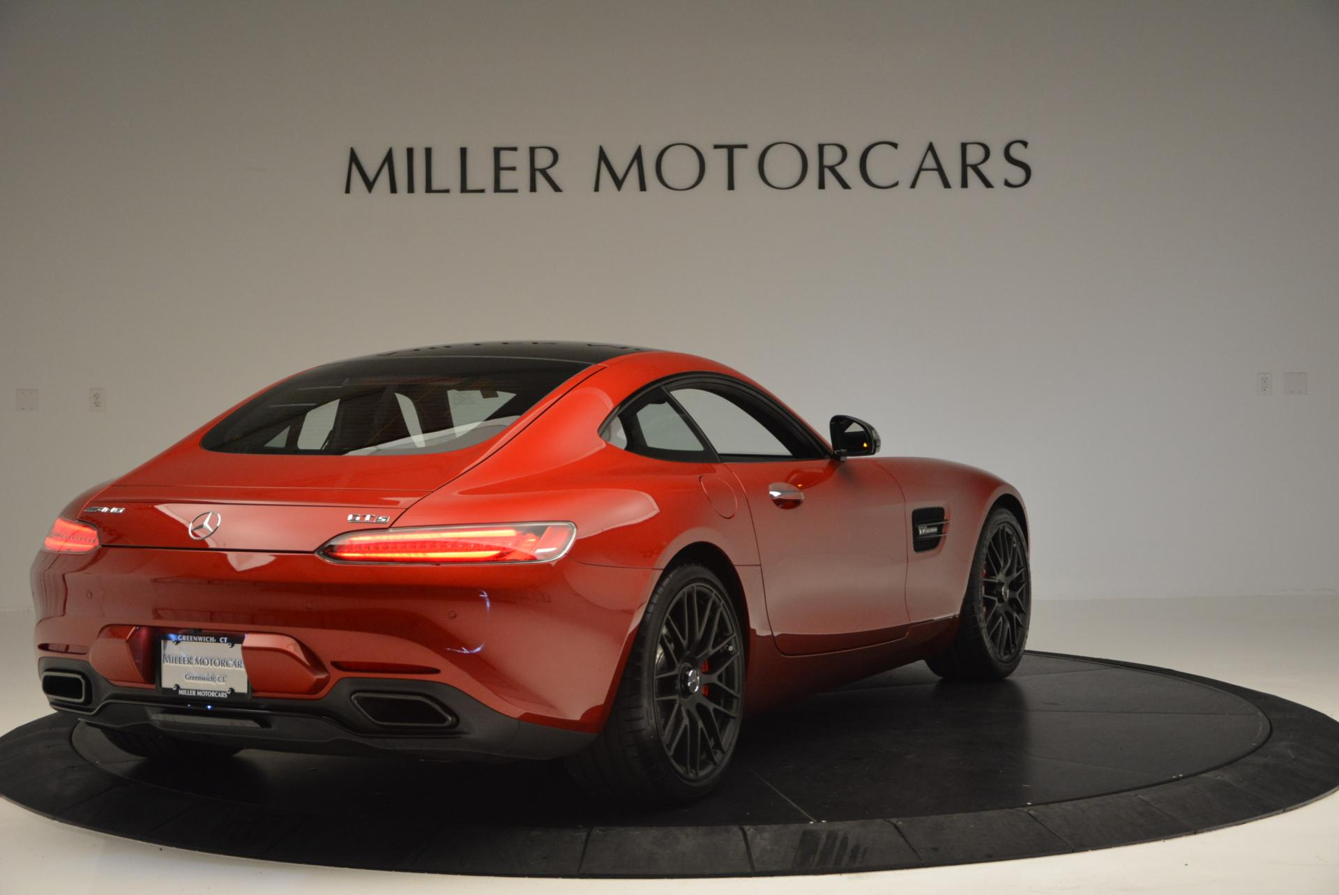 Used 2016 Mercedes Benz AMG GT S S For Sale In Greenwich, CT. Alfa Romeo of Greenwich, MC282A 116_p7