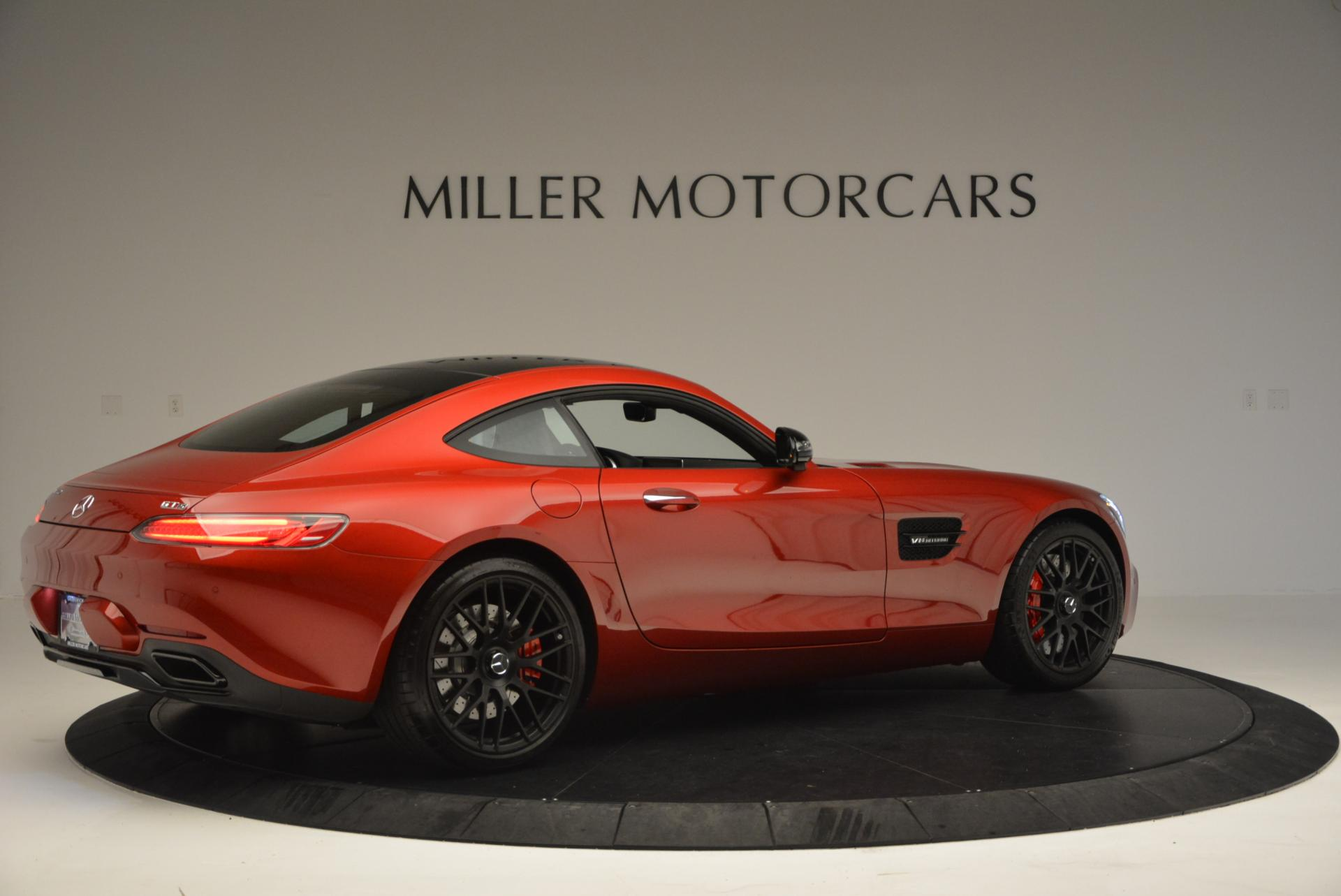 Used 2016 Mercedes Benz AMG GT S S For Sale In Greenwich, CT. Alfa Romeo of Greenwich, MC282A 116_p8