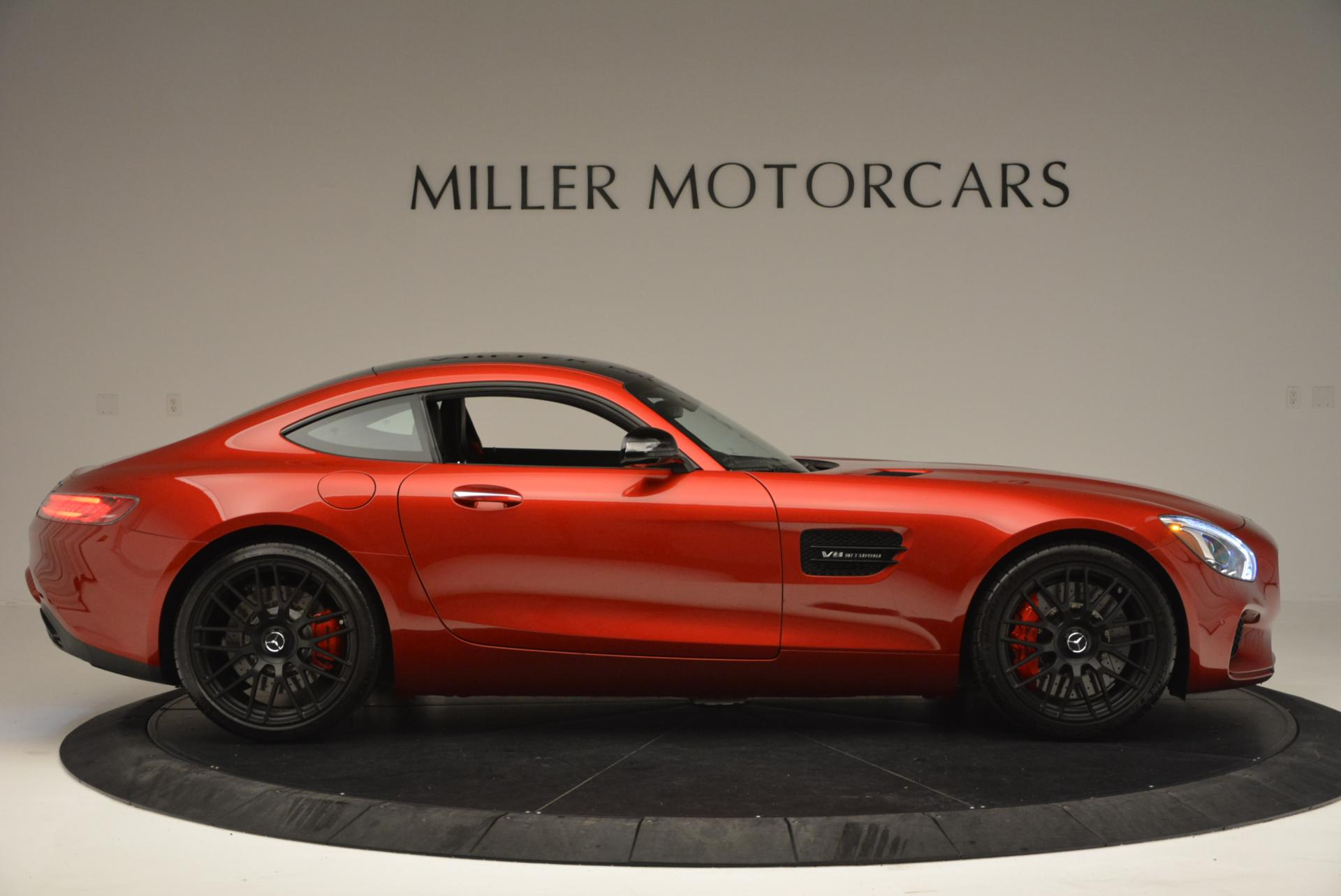 Used 2016 Mercedes Benz AMG GT S S For Sale In Greenwich, CT. Alfa Romeo of Greenwich, MC282A 116_p9