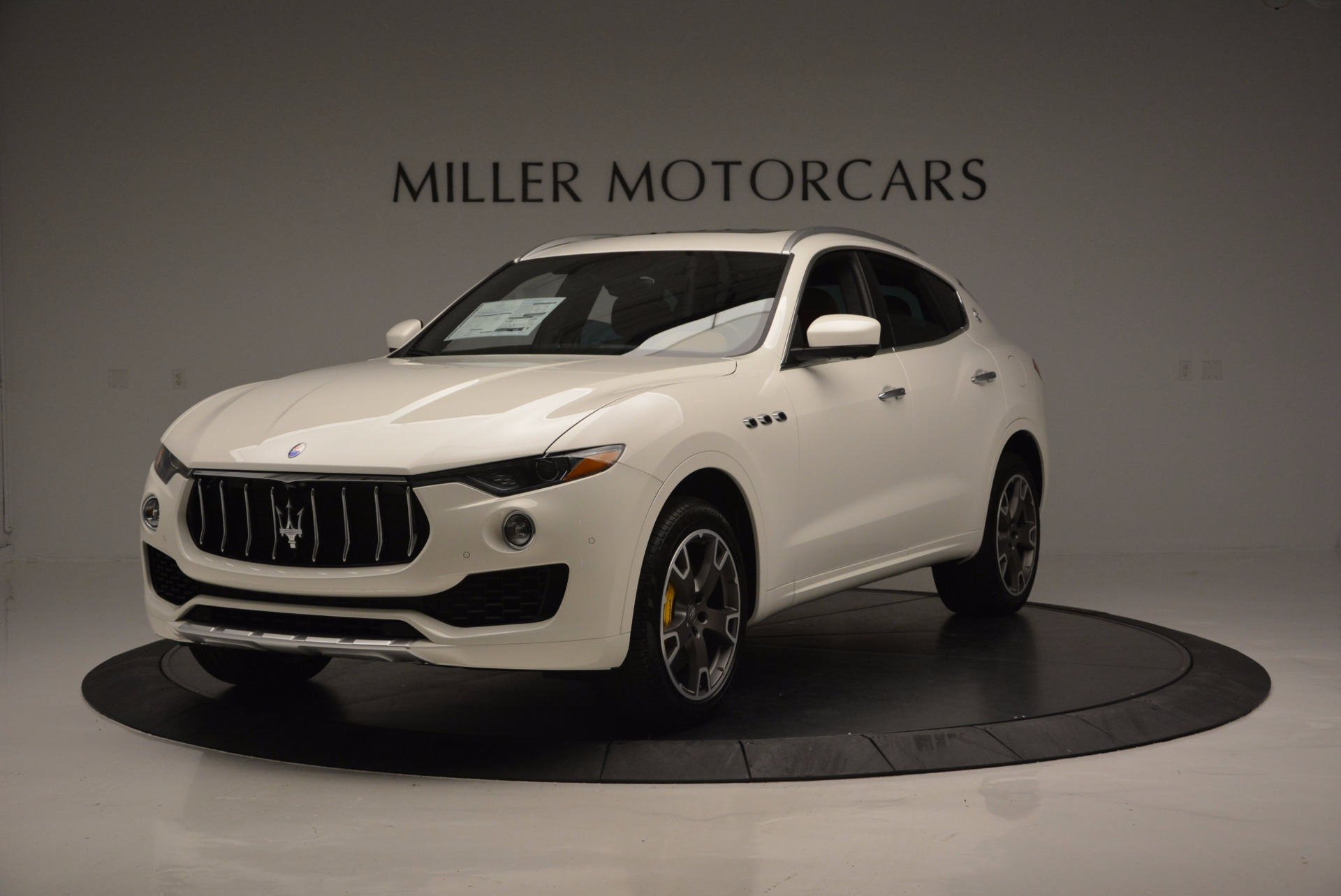New 2017 Maserati Levante S Q4 For Sale In Greenwich, CT. Alfa Romeo of Greenwich, M1837