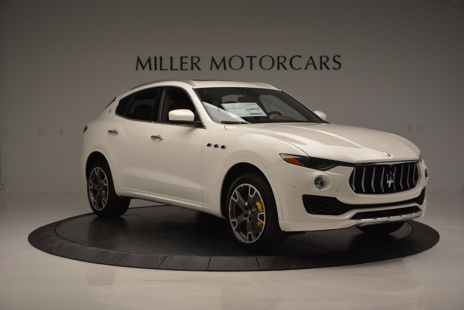New 2017 Maserati Levante S Q4 For Sale In Greenwich, CT. Alfa Romeo of Greenwich, M1837 1162_p11