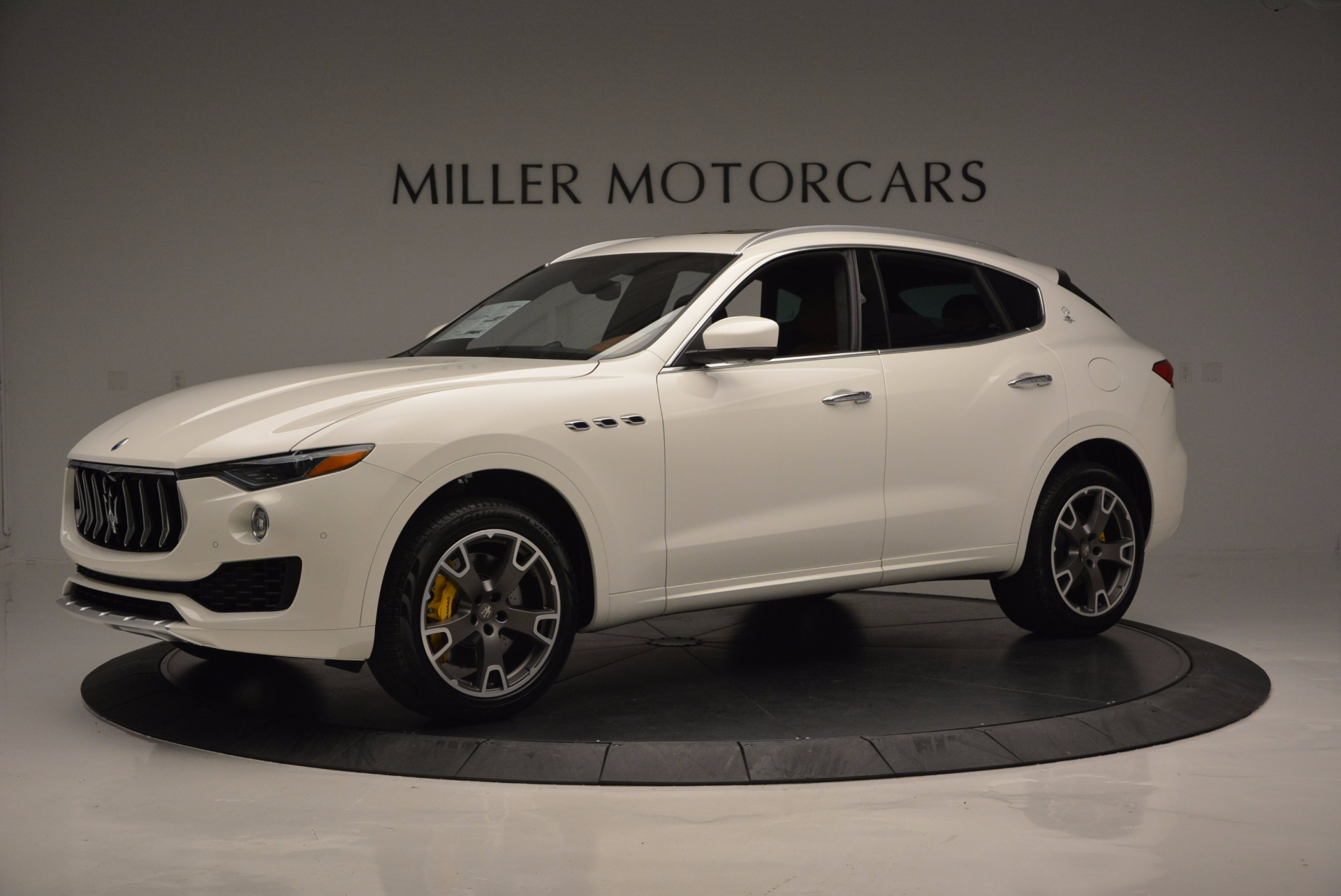New 2017 Maserati Levante S Q4 For Sale In Greenwich, CT. Alfa Romeo of Greenwich, M1837 1162_p2