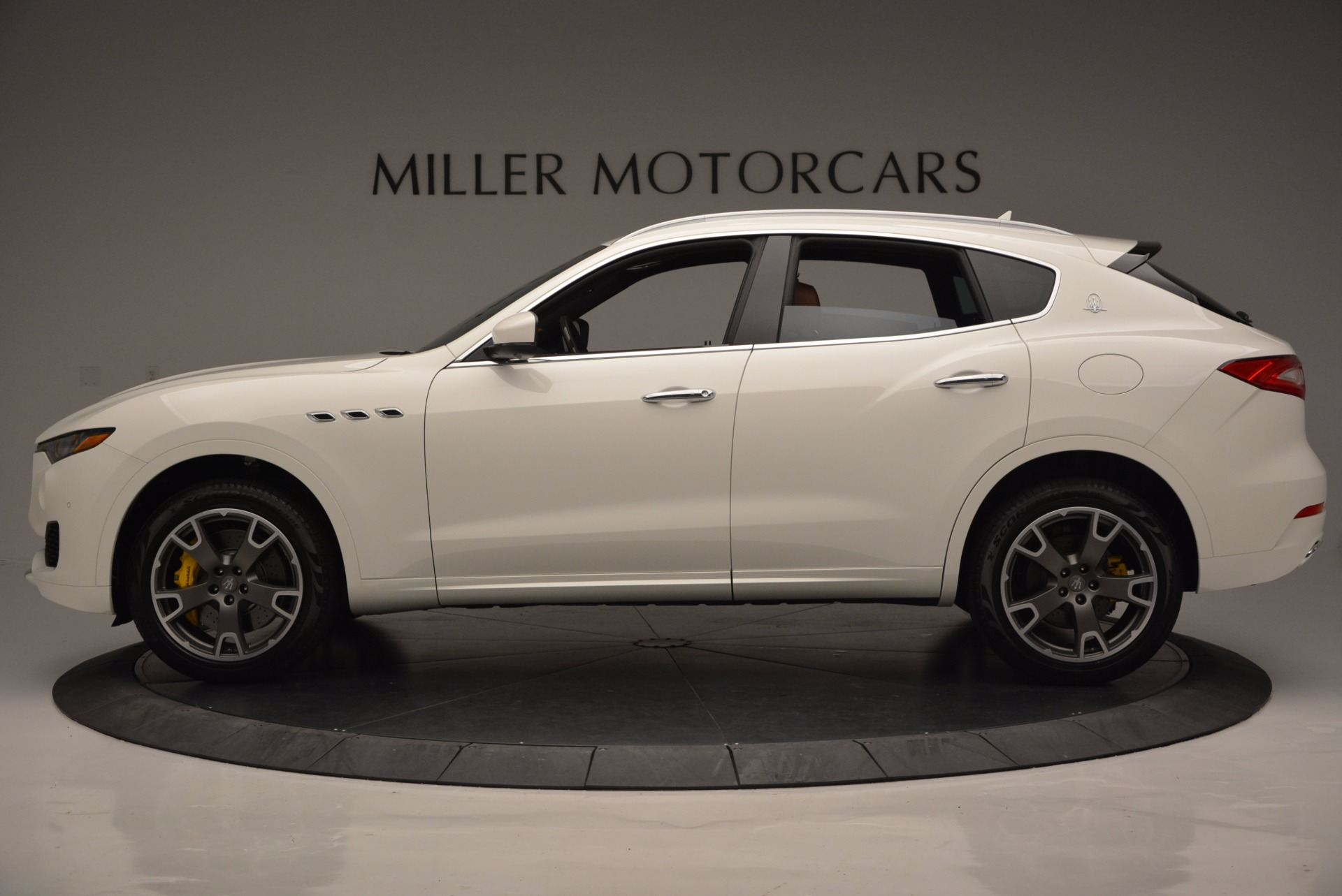New 2017 Maserati Levante S Q4 For Sale In Greenwich, CT. Alfa Romeo of Greenwich, M1837 1162_p3