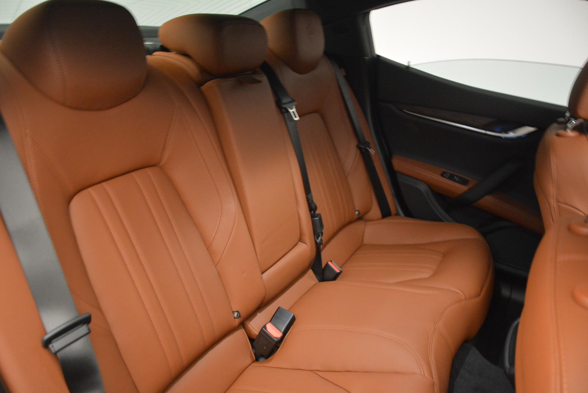 New 2017 Maserati Ghibli S Q4 For Sale In Greenwich, CT. Alfa Romeo of Greenwich, W415 1164_p23