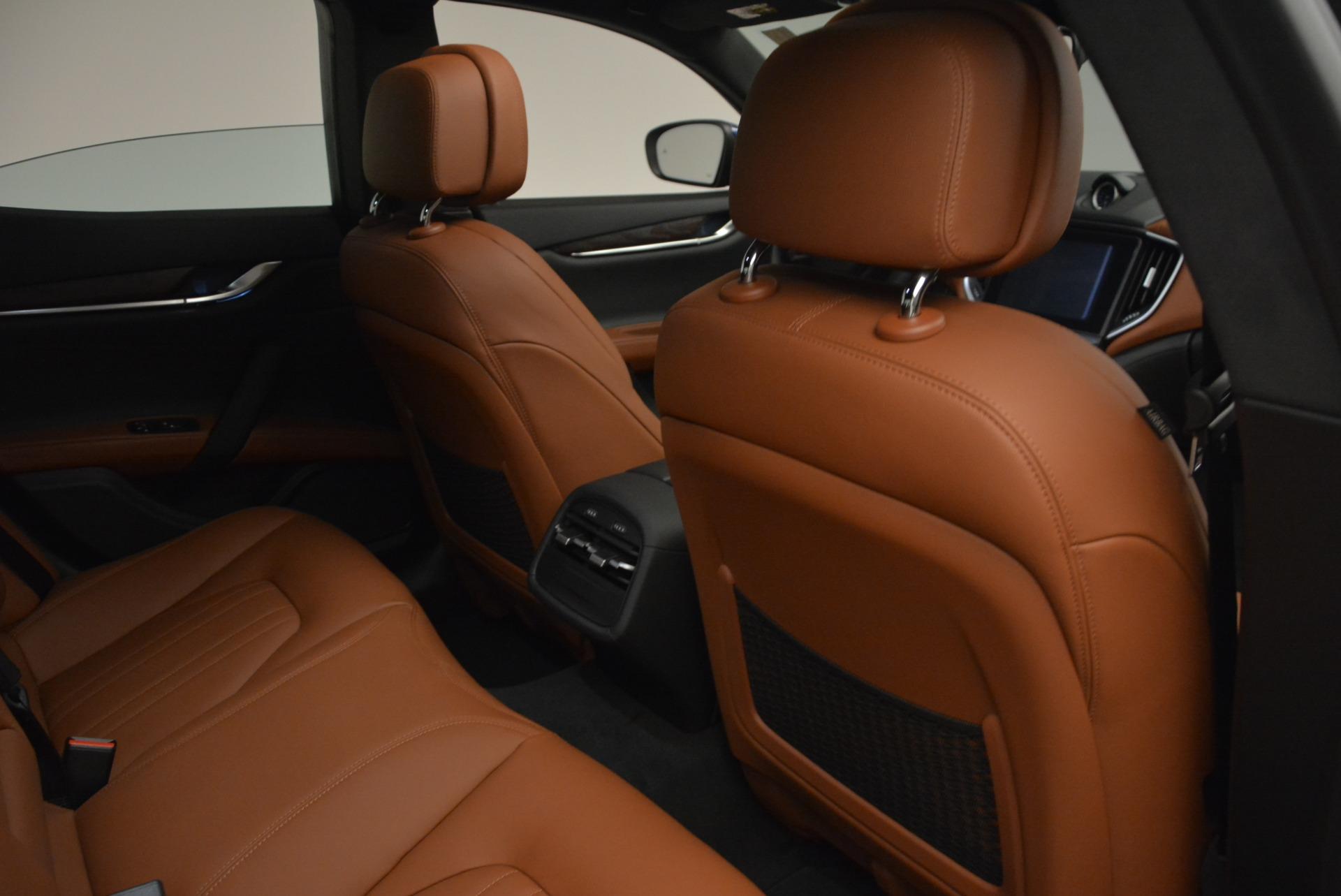 New 2017 Maserati Ghibli S Q4 For Sale In Greenwich, CT. Alfa Romeo of Greenwich, W415 1164_p25