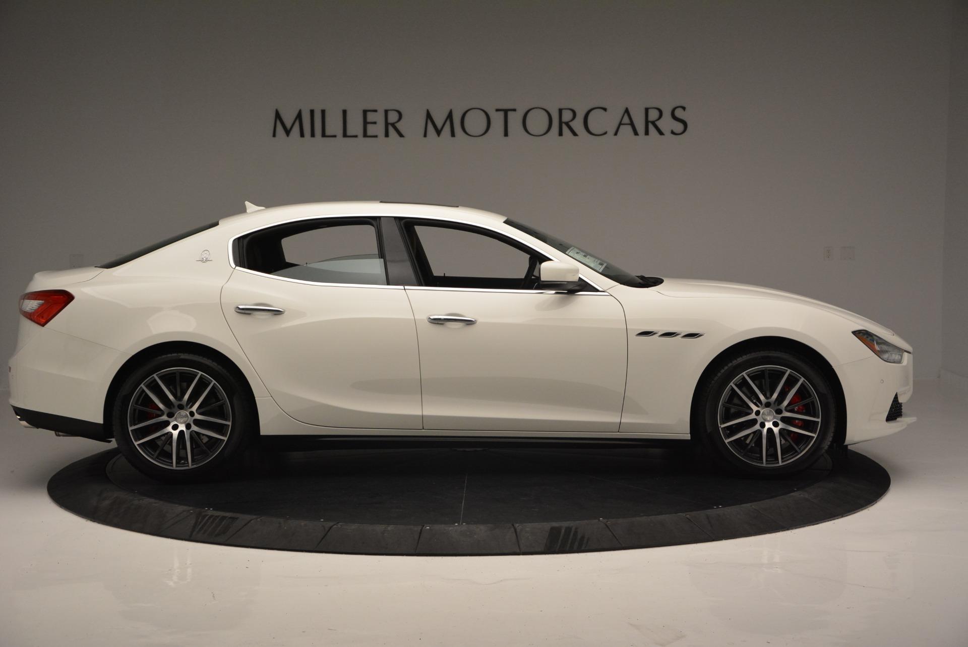 New 2017 Maserati Ghibli S Q4 For Sale In Greenwich, CT. Alfa Romeo of Greenwich, W415 1164_p6