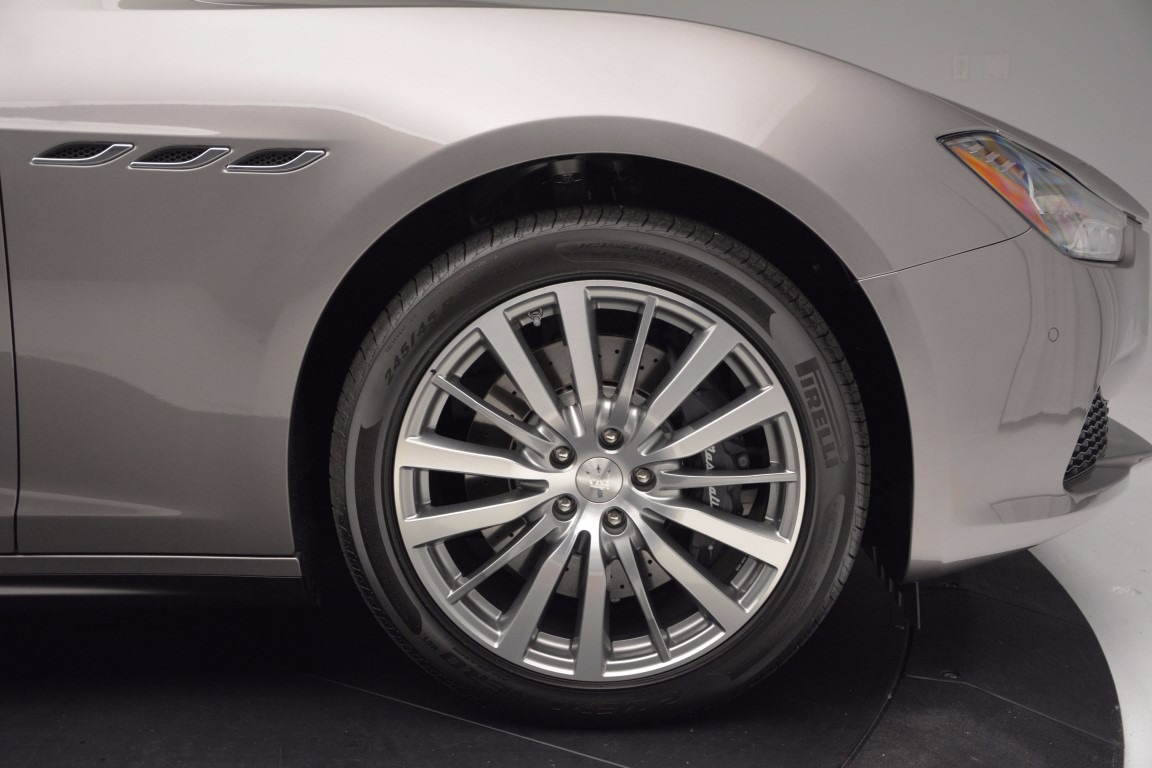 Used 2017 Maserati Ghibli S Q4 Ex-Loaner For Sale In Greenwich, CT. Alfa Romeo of Greenwich, M1717 1165_p12