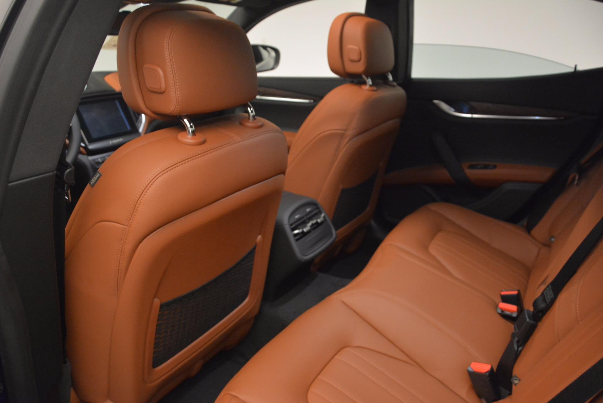 Used 2017 Maserati Ghibli S Q4 Ex-Loaner For Sale In Greenwich, CT. Alfa Romeo of Greenwich, M1717 1165_p14
