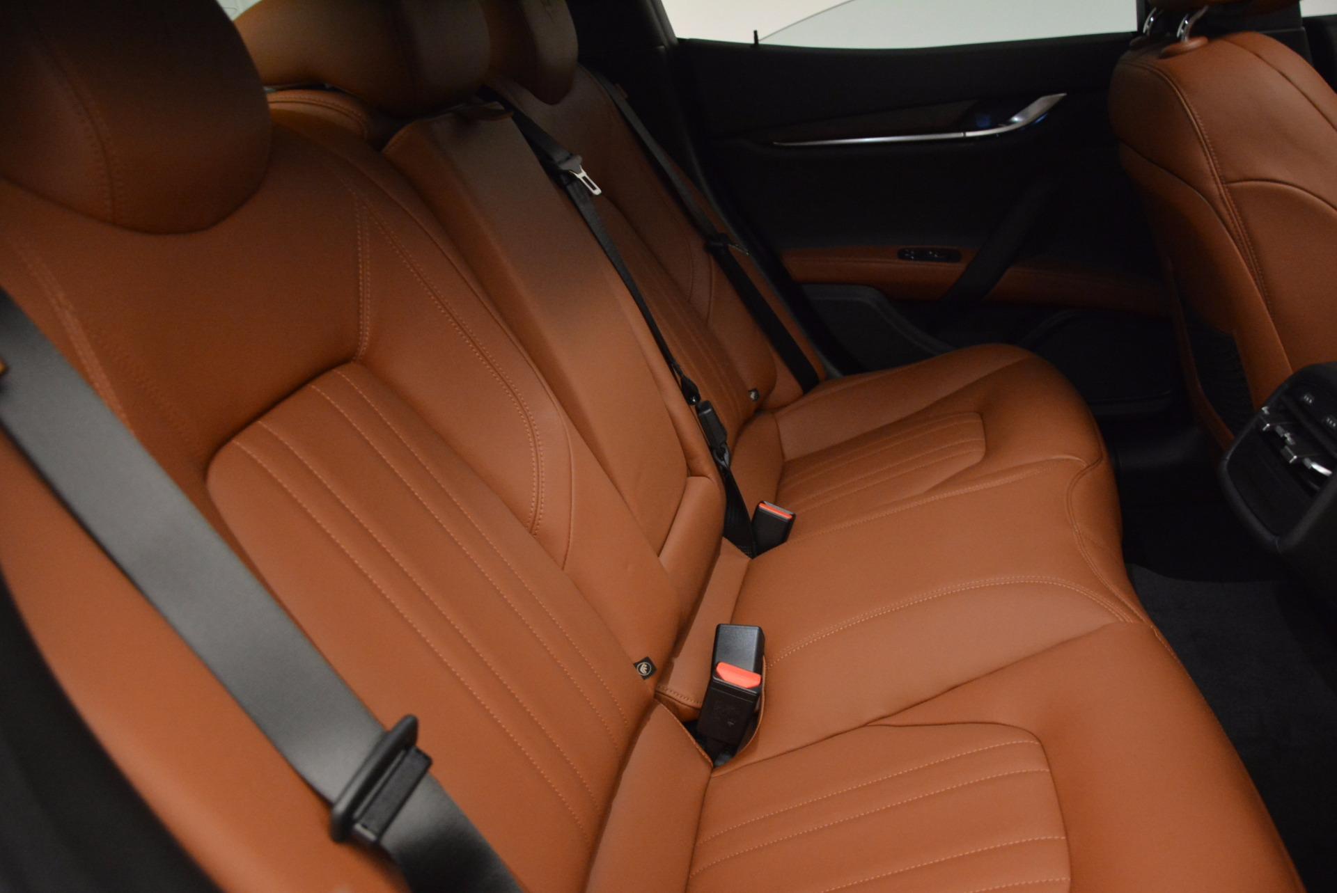Used 2017 Maserati Ghibli S Q4 Ex-Loaner For Sale In Greenwich, CT. Alfa Romeo of Greenwich, M1717 1165_p19