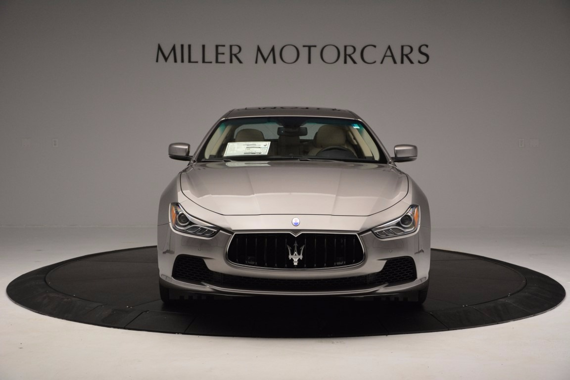Used 2017 Maserati Ghibli S Q4 Ex-Loaner For Sale In Greenwich, CT. Alfa Romeo of Greenwich, M1717 1165_p3