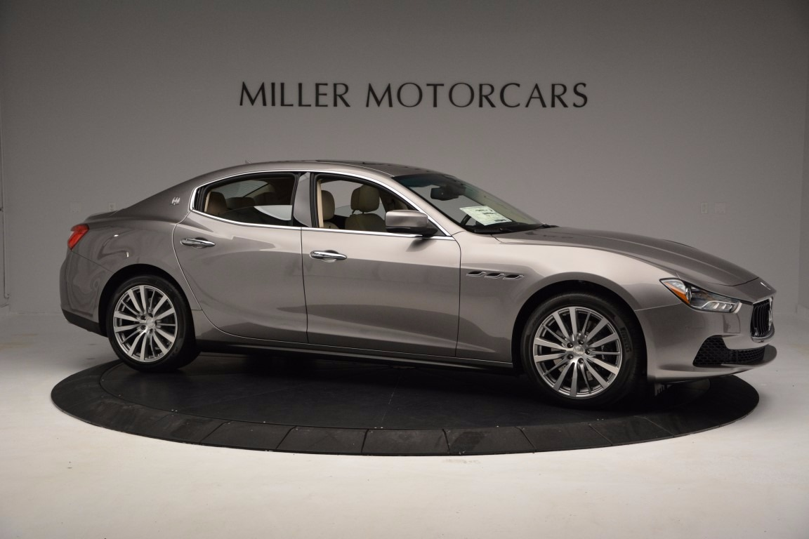 Used 2017 Maserati Ghibli S Q4 Ex-Loaner For Sale In Greenwich, CT. Alfa Romeo of Greenwich, M1717 1165_p4