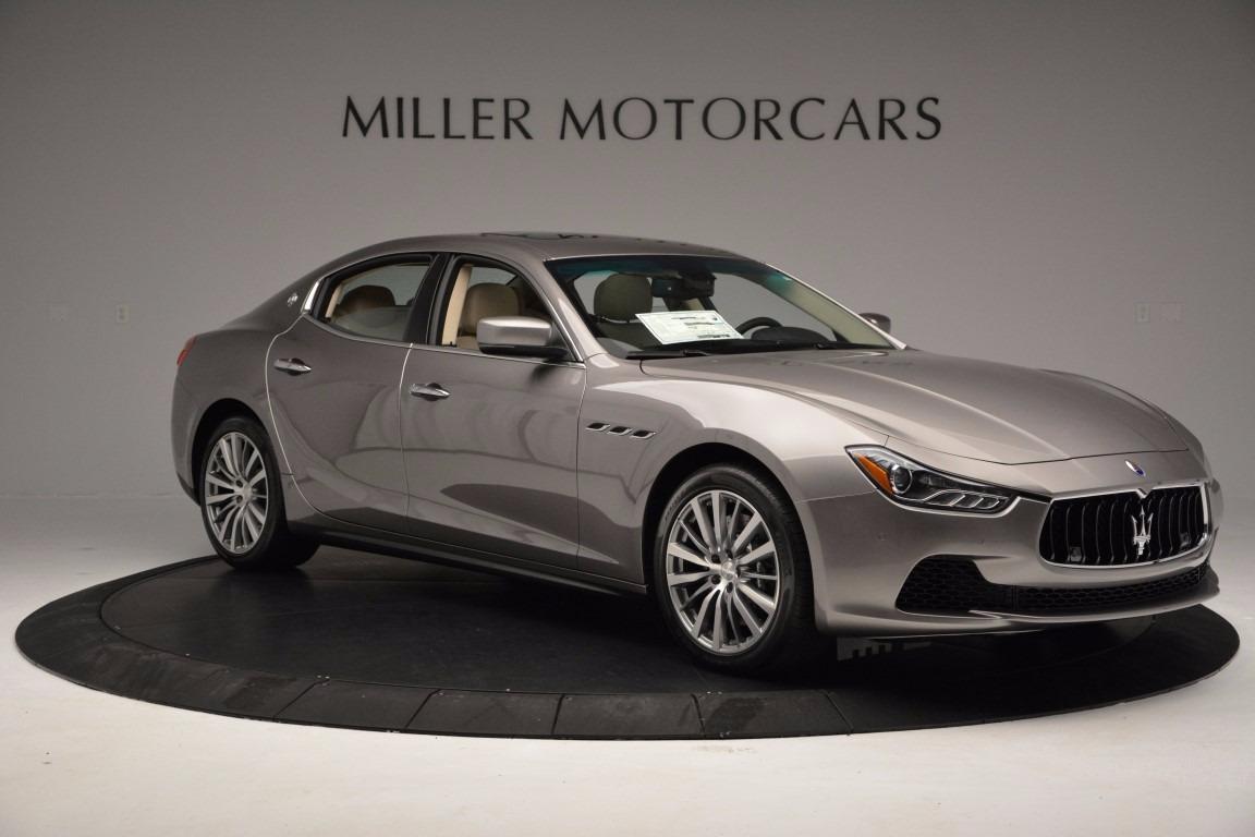 Used 2017 Maserati Ghibli S Q4 Ex-Loaner For Sale In Greenwich, CT. Alfa Romeo of Greenwich, M1717 1165_p5