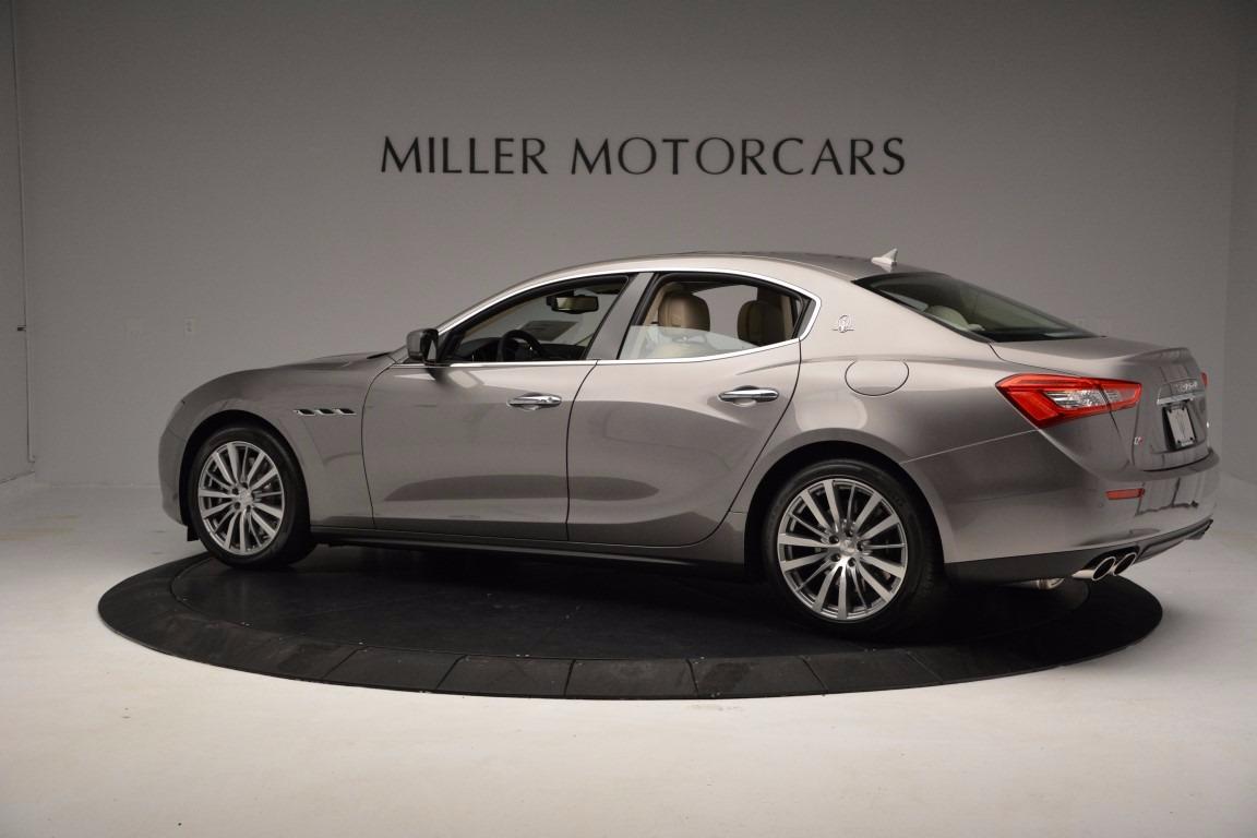 Used 2017 Maserati Ghibli S Q4 Ex-Loaner For Sale In Greenwich, CT. Alfa Romeo of Greenwich, M1717 1165_p8