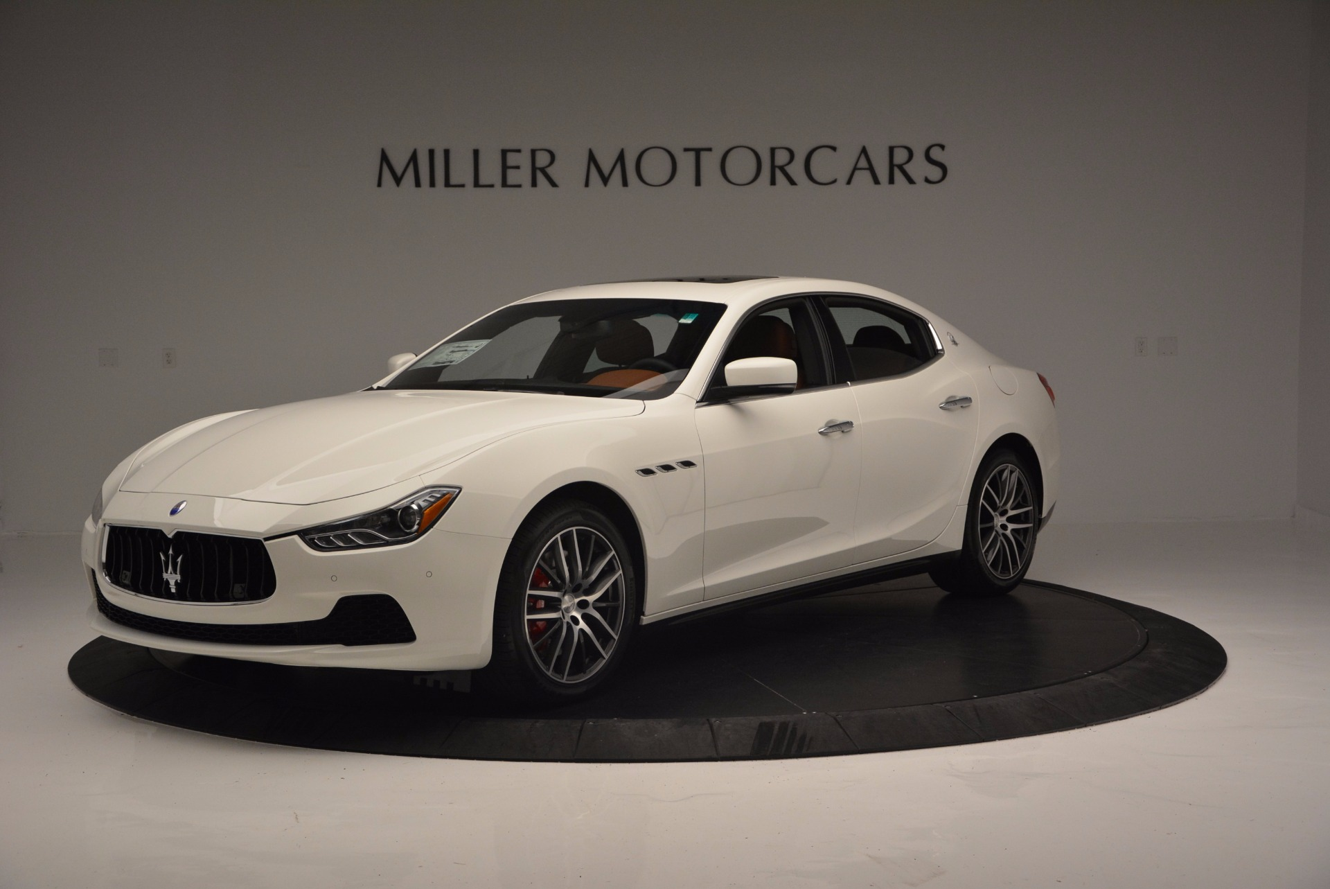 Used 2017 Maserati Ghibli S Q4 Ex-Loaner For Sale In Greenwich, CT. Alfa Romeo of Greenwich, M1721
