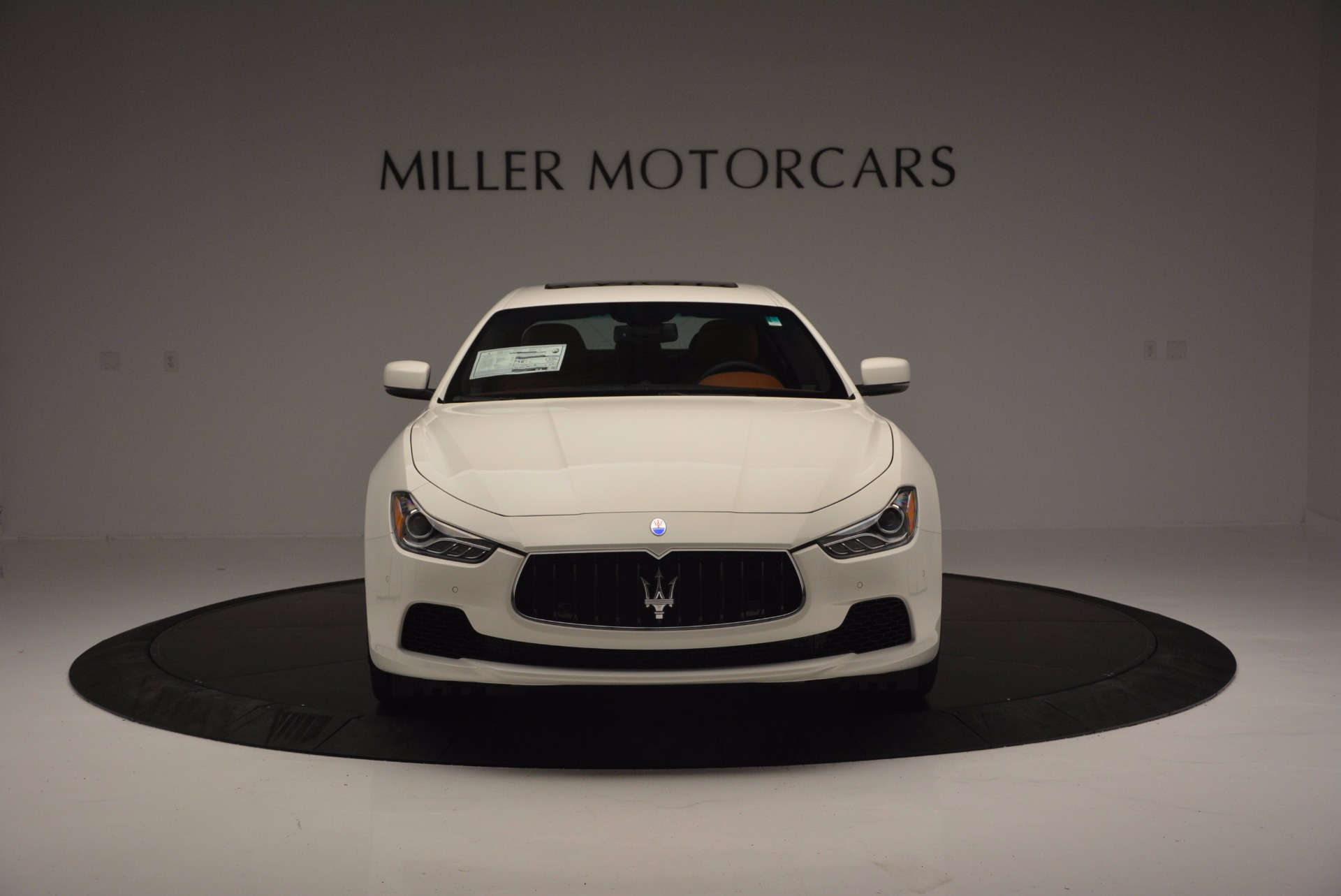 Used 2017 Maserati Ghibli S Q4 Ex-Loaner For Sale In Greenwich, CT. Alfa Romeo of Greenwich, M1721 1166_p12