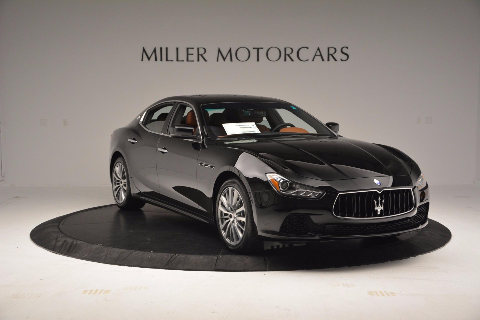 Used 2017 Maserati Ghibli SQ4 S Q4 Ex-Loaner For Sale In Greenwich, CT. Alfa Romeo of Greenwich, M1724 1168_p11