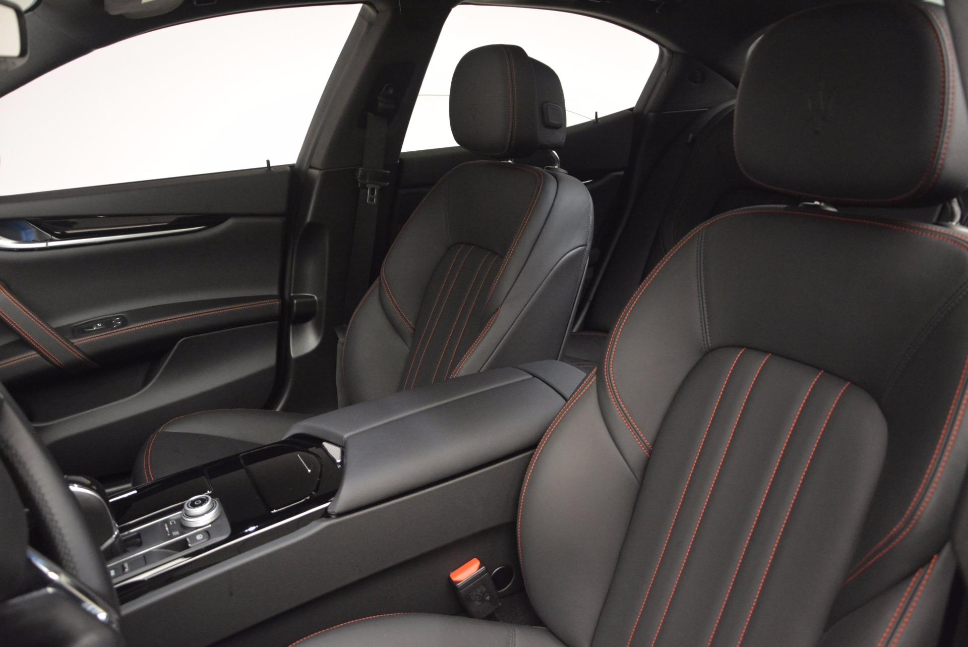 Used 2017 Maserati Ghibli SQ4 S Q4 Ex-Loaner For Sale In Greenwich, CT. Alfa Romeo of Greenwich, M1724 1168_p15
