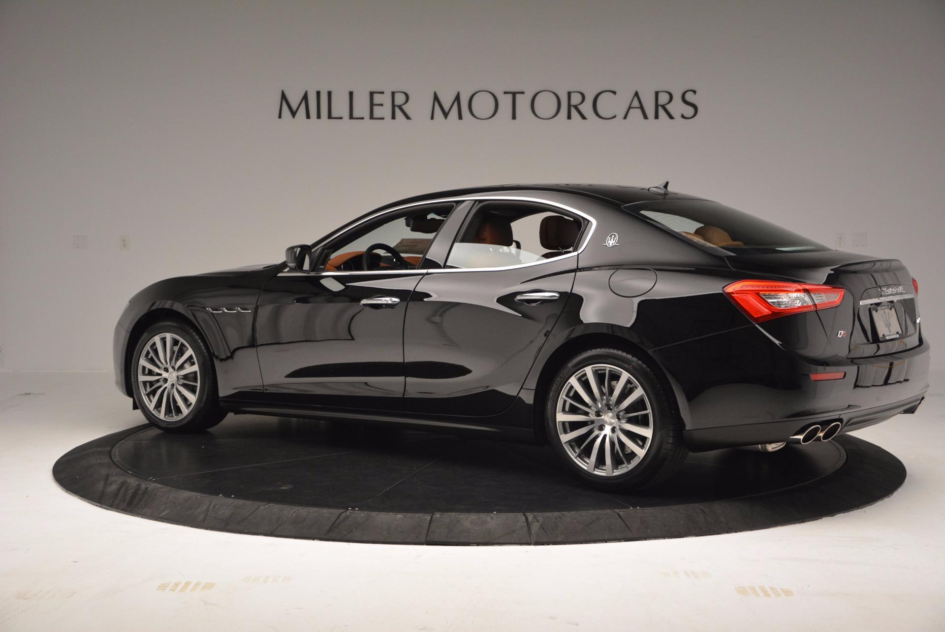 Used 2017 Maserati Ghibli SQ4 S Q4 Ex-Loaner For Sale In Greenwich, CT. Alfa Romeo of Greenwich, M1724 1168_p4