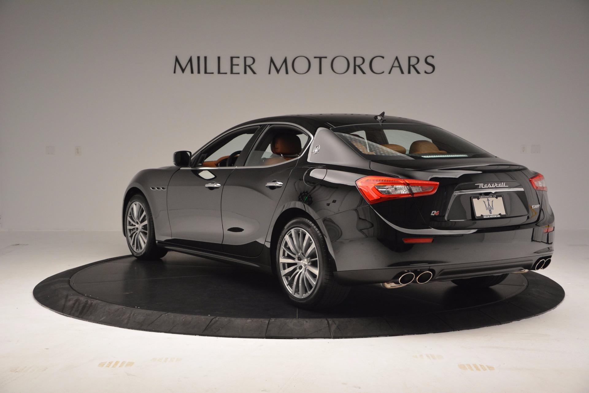 Used 2017 Maserati Ghibli SQ4 S Q4 Ex-Loaner For Sale In Greenwich, CT. Alfa Romeo of Greenwich, M1724 1168_p5