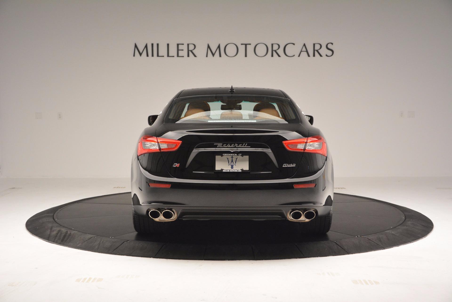 Used 2017 Maserati Ghibli SQ4 S Q4 Ex-Loaner For Sale In Greenwich, CT. Alfa Romeo of Greenwich, M1724 1168_p6