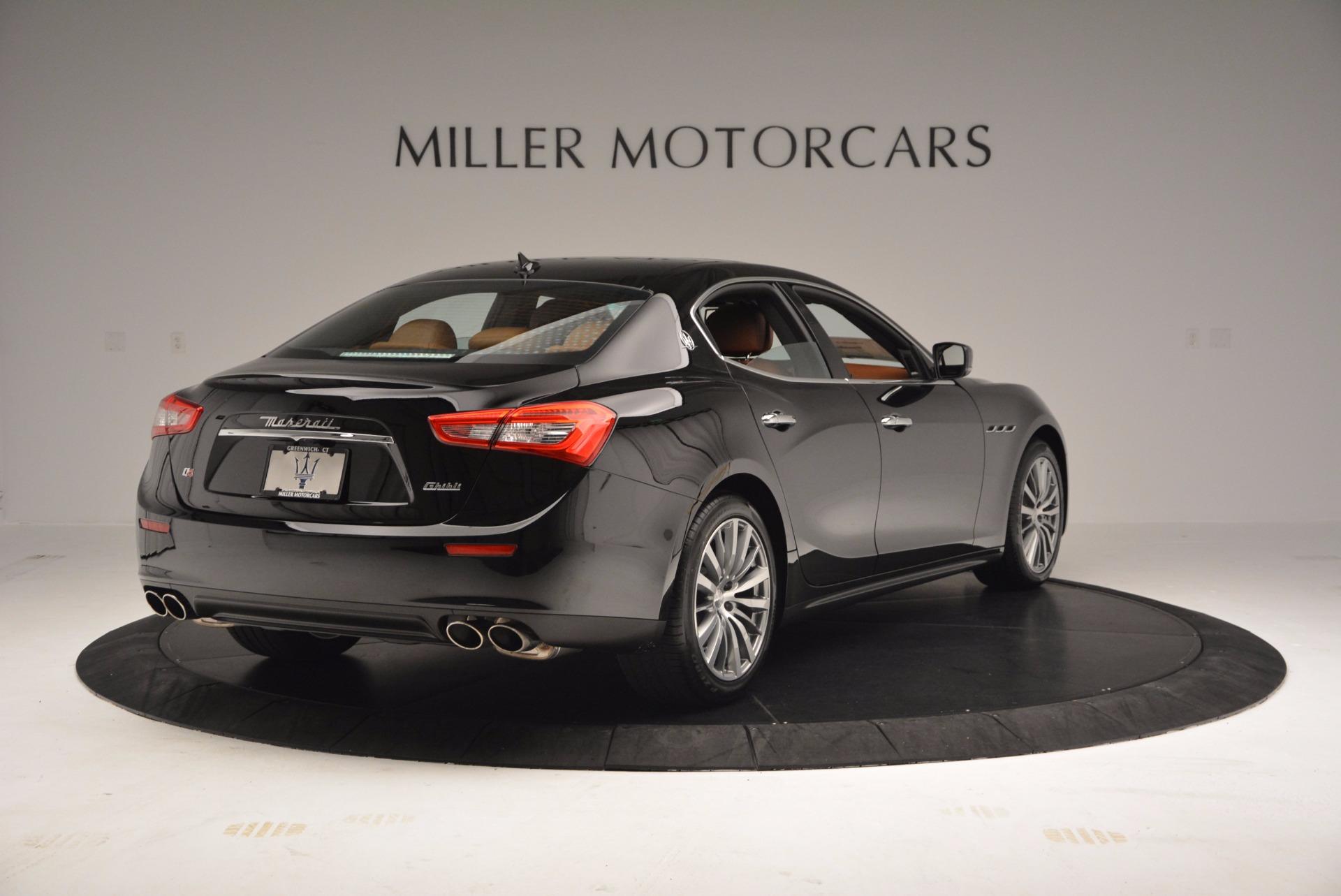 Used 2017 Maserati Ghibli SQ4 S Q4 Ex-Loaner For Sale In Greenwich, CT. Alfa Romeo of Greenwich, M1724 1168_p7