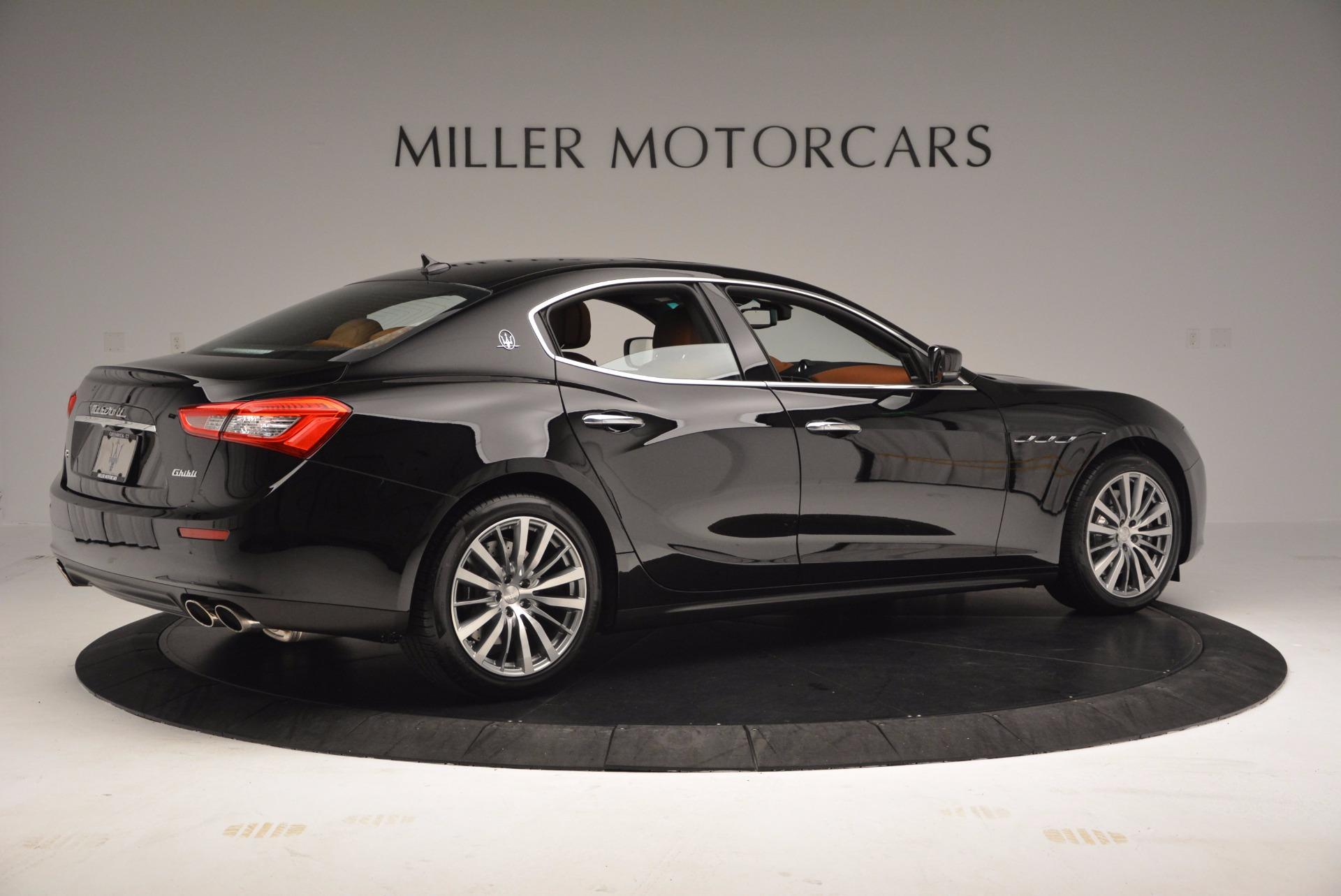 Used 2017 Maserati Ghibli SQ4 S Q4 Ex-Loaner For Sale In Greenwich, CT. Alfa Romeo of Greenwich, M1724 1168_p8