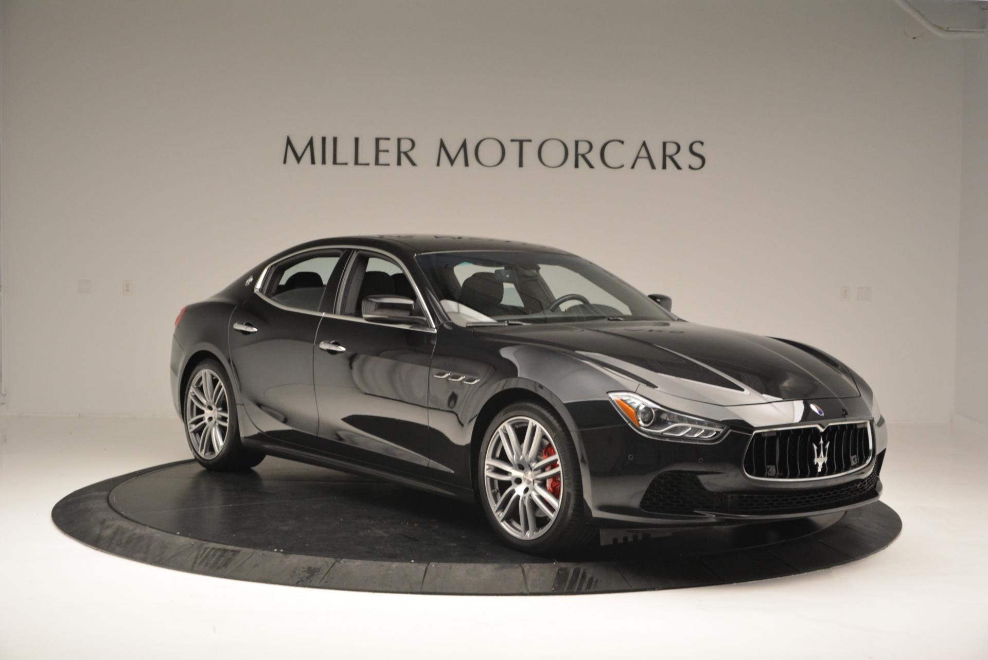 Used 2015 Maserati Ghibli S Q4 For Sale In Greenwich, CT. Alfa Romeo of Greenwich, M1609A 117_p10