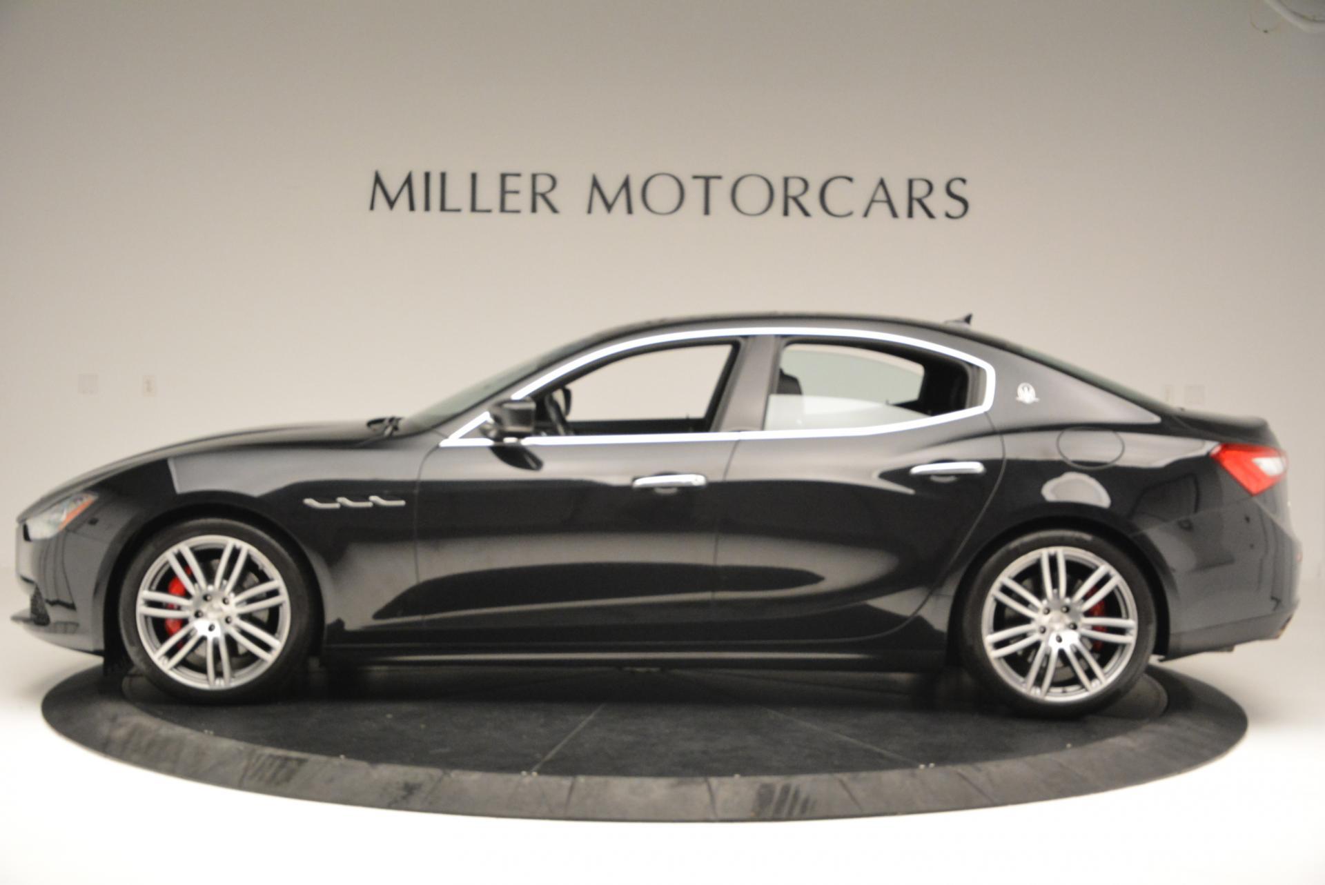 Used 2015 Maserati Ghibli S Q4 For Sale In Greenwich, CT. Alfa Romeo of Greenwich, M1609A 117_p2