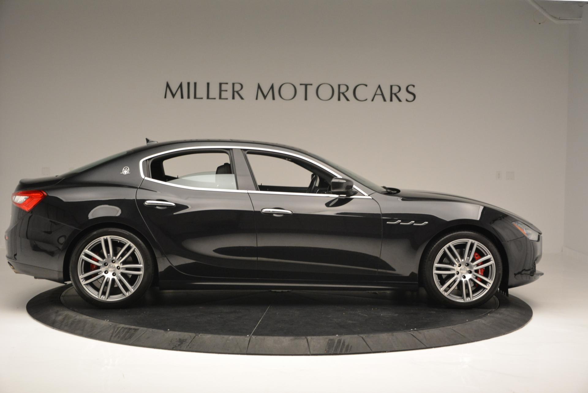 Used 2015 Maserati Ghibli S Q4 For Sale In Greenwich, CT. Alfa Romeo of Greenwich, M1609A 117_p8